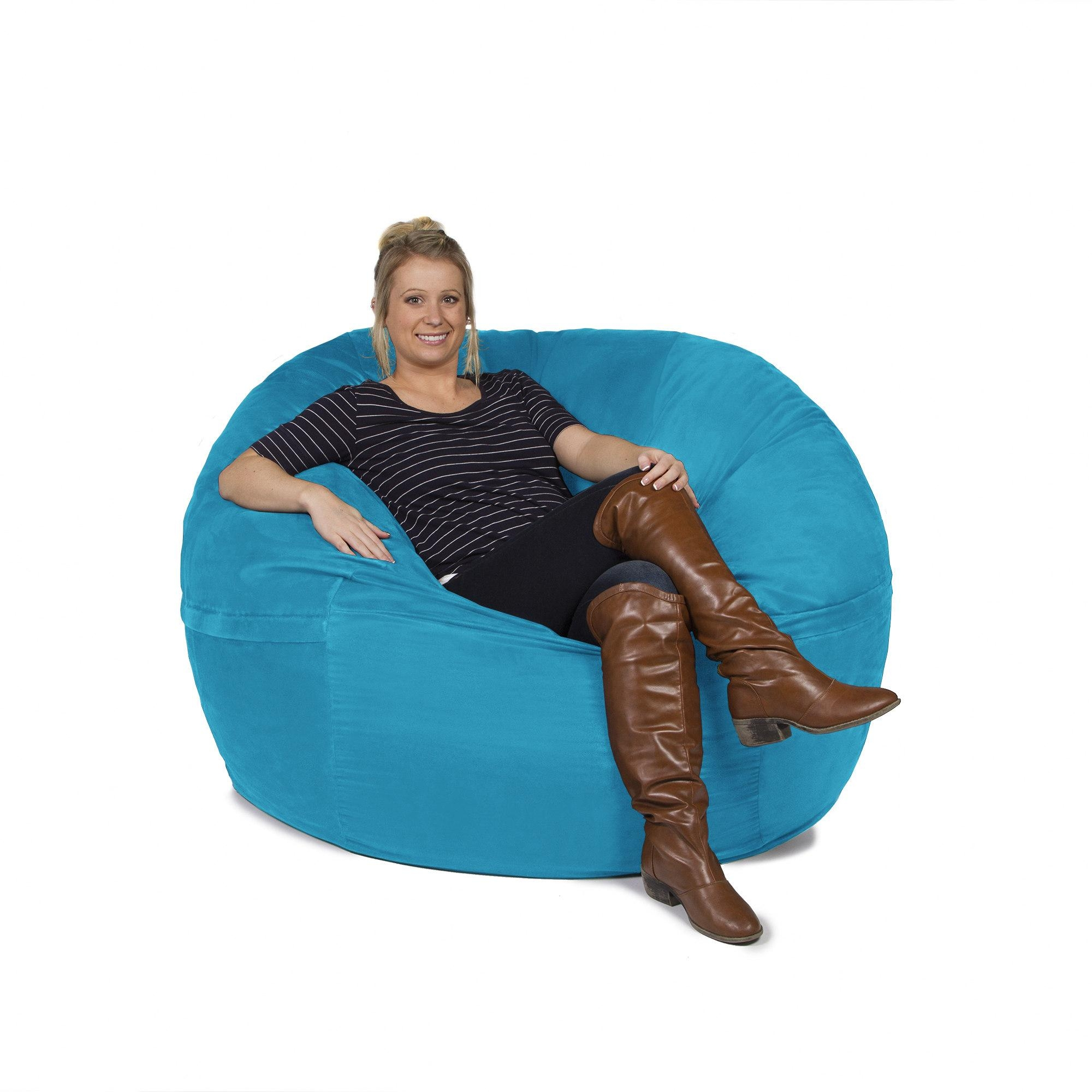 giant bean bag 20 best collection of bean bag chairs sofa ideas 30133
