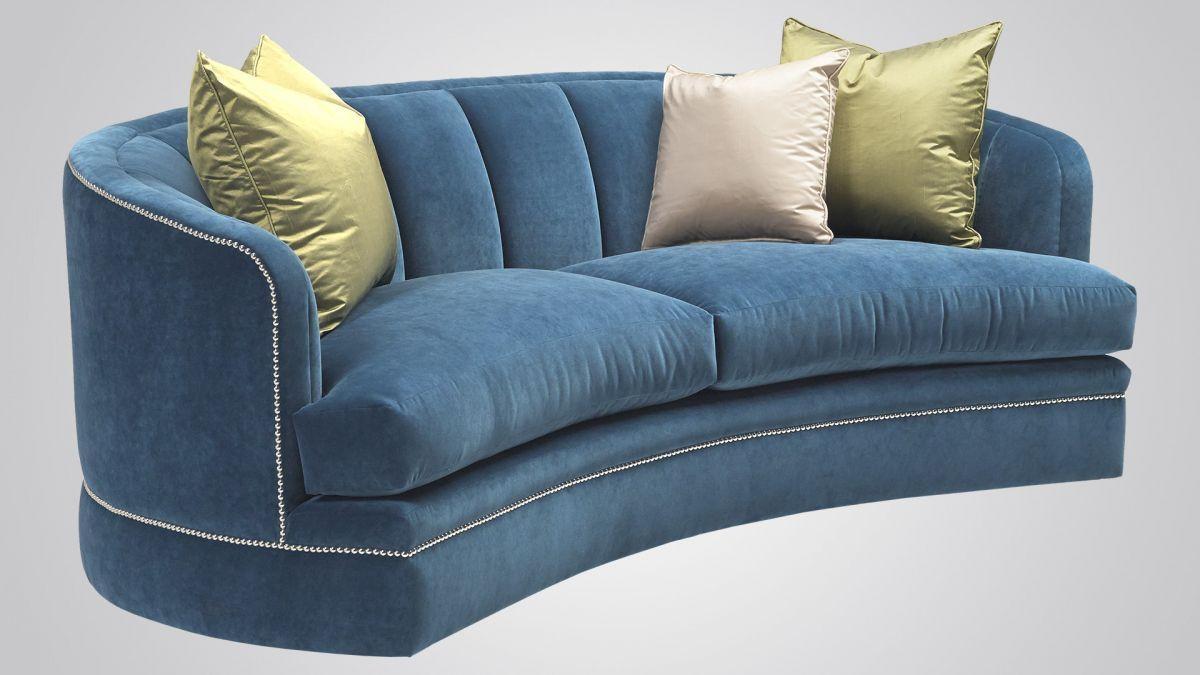 Jc118 Layton – Curve Sofa – Burton James In Burton James Sofas (View 3 of 20)