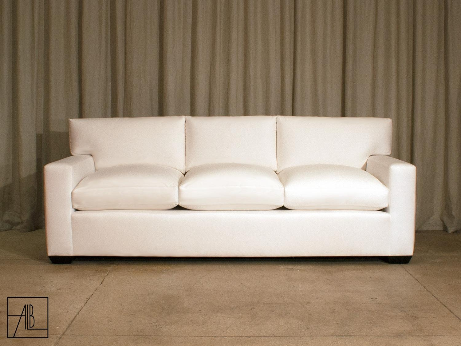 Jean Michel Frank Loose Pillow Back Sofa – Anthony Lawrence For Loose Pillow Back Sofas (Image 3 of 20)