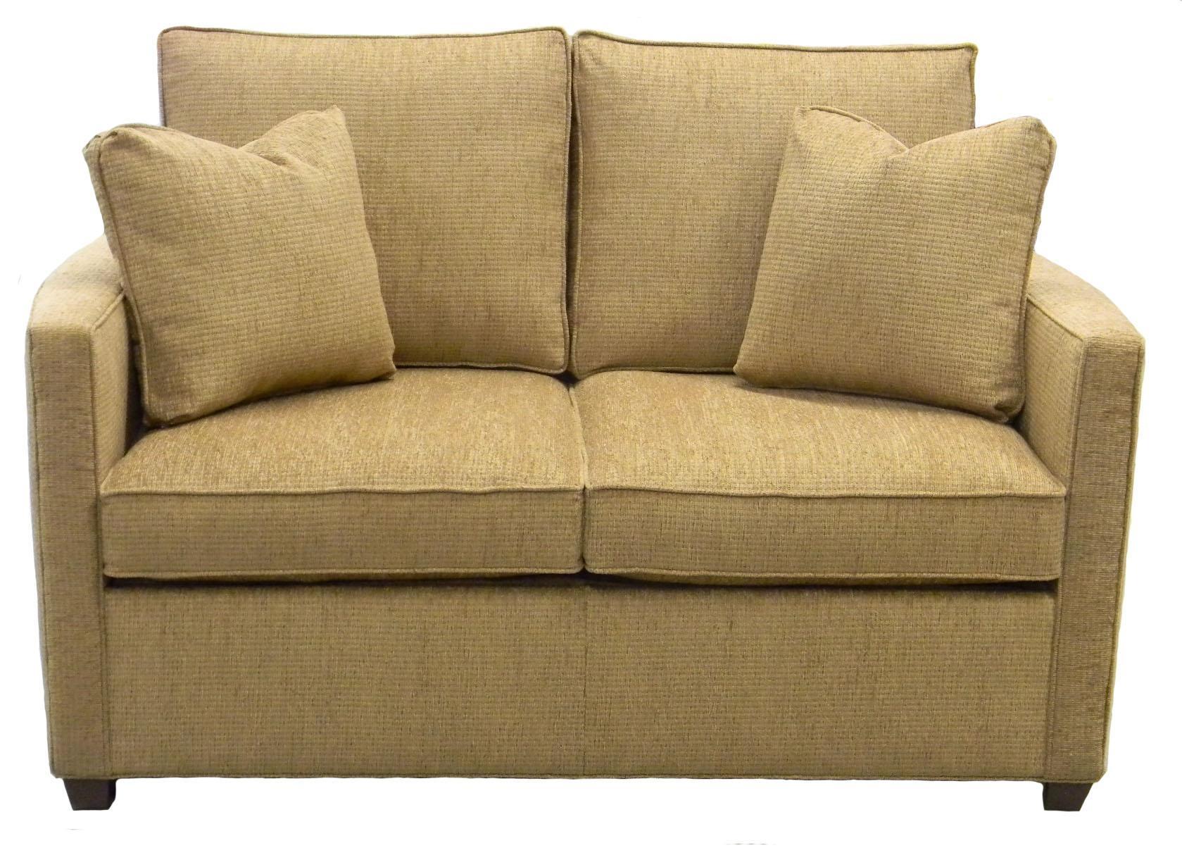 Jennings Twin Sleeper Sofa Carolina Chair Made Usa Nc Free Shipping in Twin Sleeper Sofa Chairs