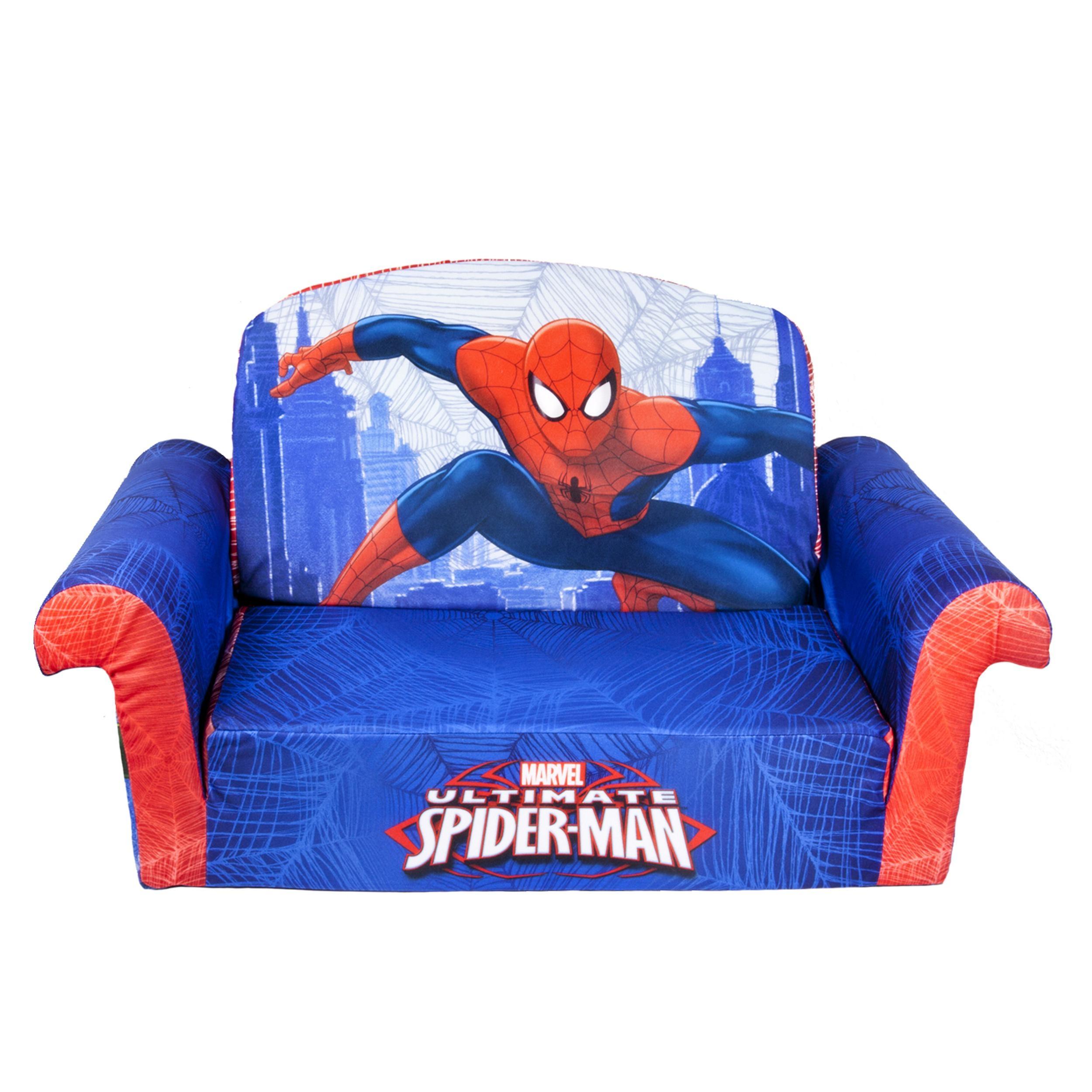 Kids Flip Open Sofa Intended For Kid Flip Open Sofa Beds (View 14 of 20)