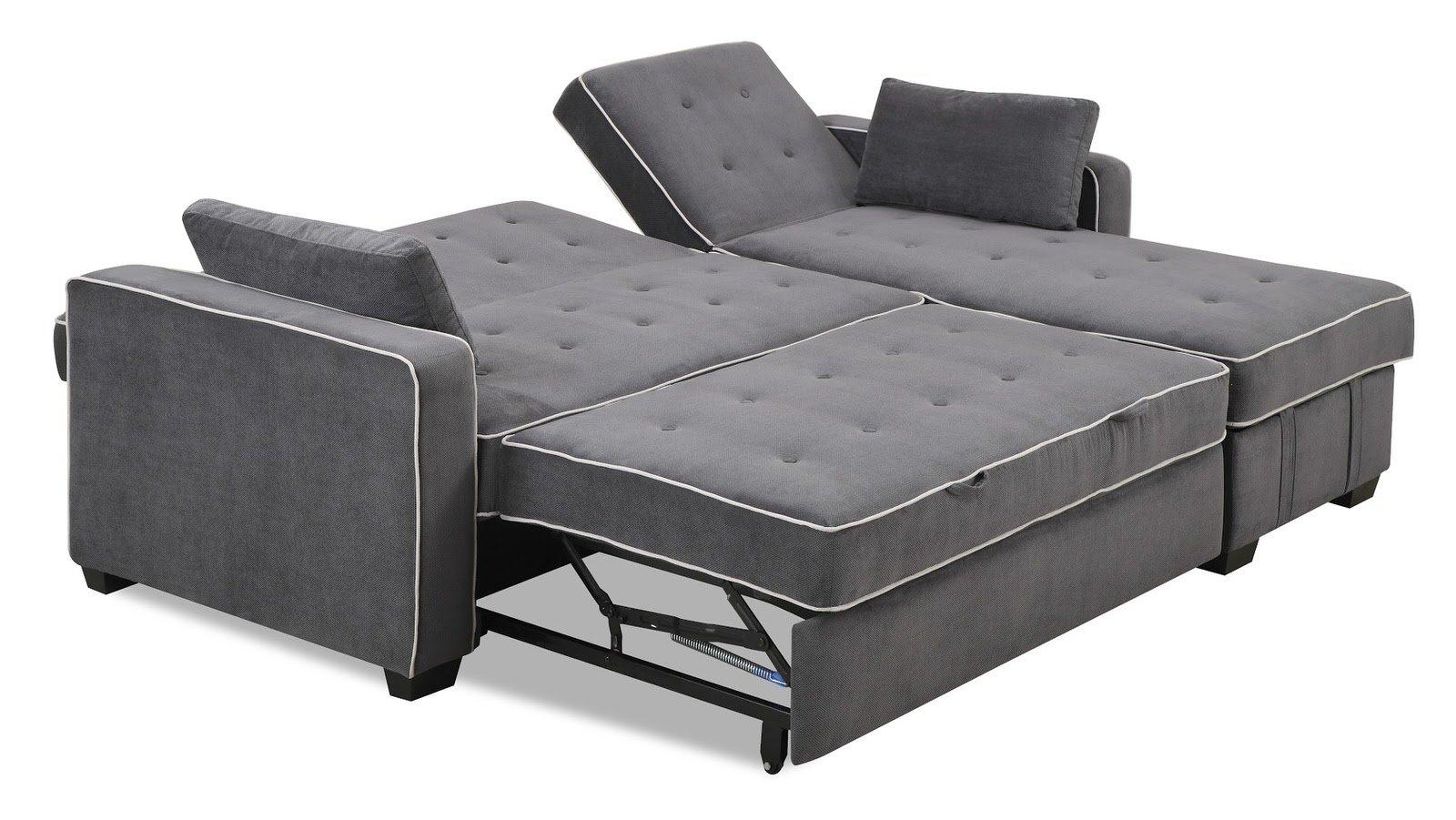 King Size Sofa Sleepers – Tourdecarroll With King Size Sleeper Sofa Sectional (View 2 of 20)