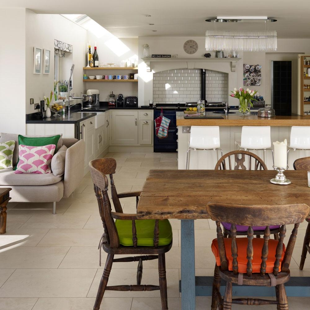 Kitchen Extensions | Ideal Home For Sofas For Kitchen Diner (Image 13 of 21)