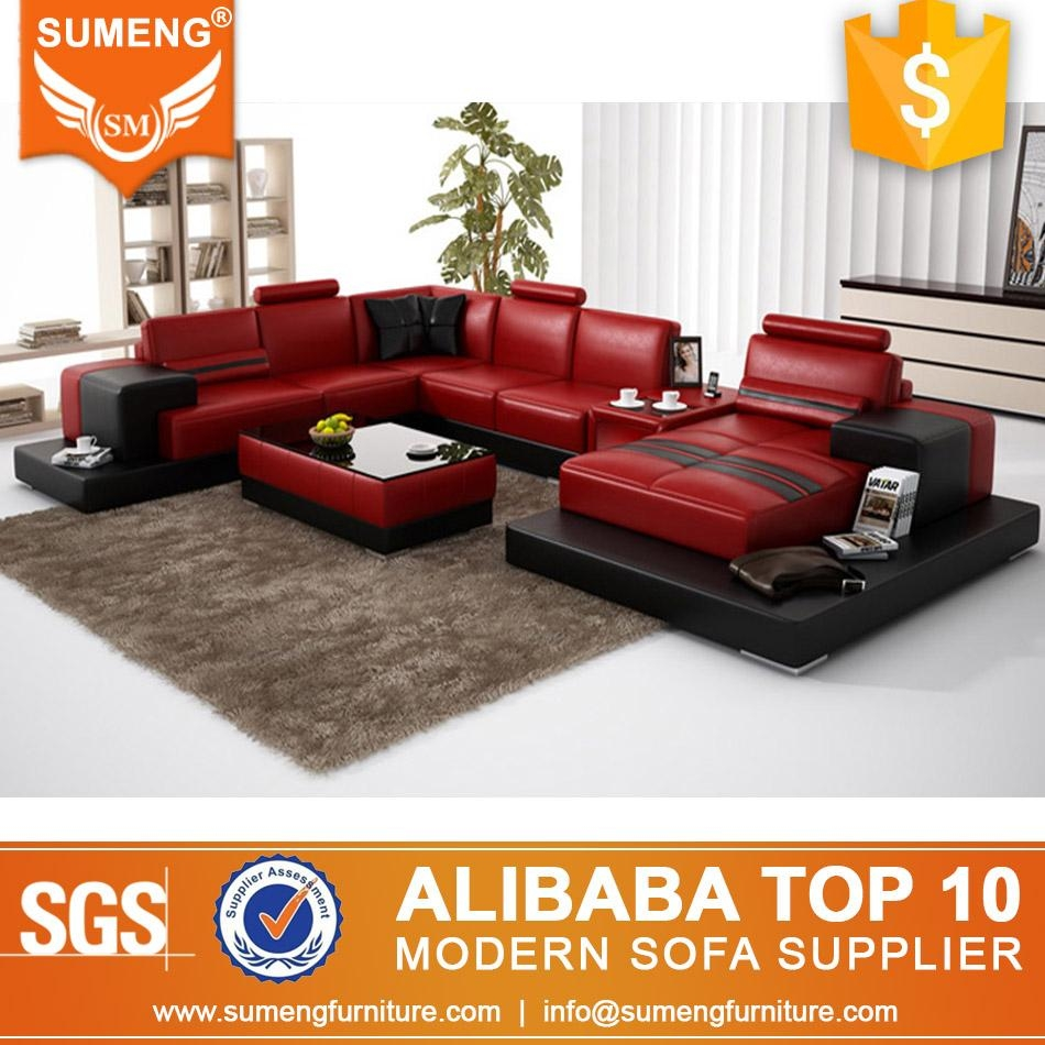 Korean Leather Sofa, Sofa Suppliers And Intended For Cool Blair With Blair Leather Sofas (Image 10 of 20)