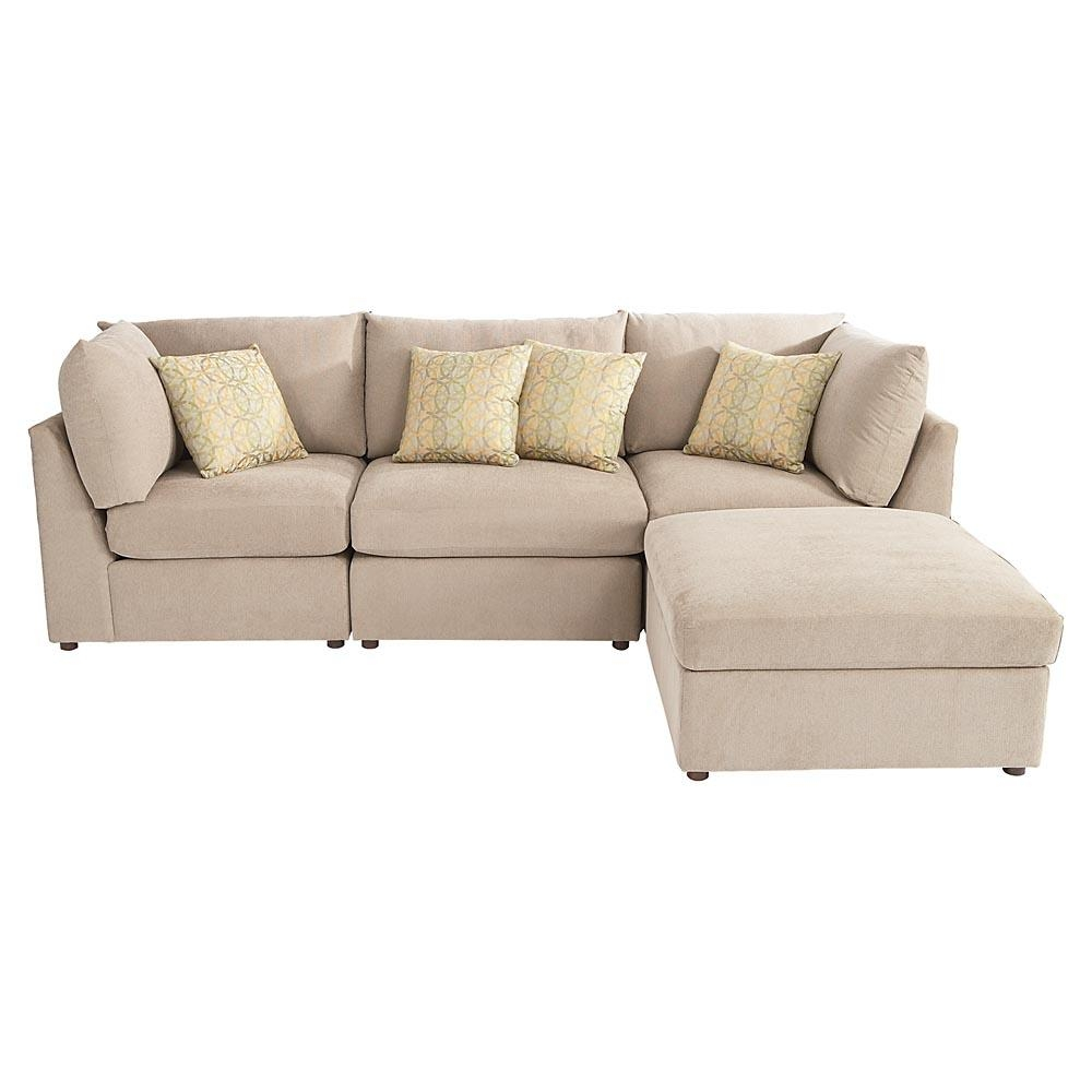 L Shaped Sofa For Small Living Room: 20 Photos Small L-Shaped Sofas
