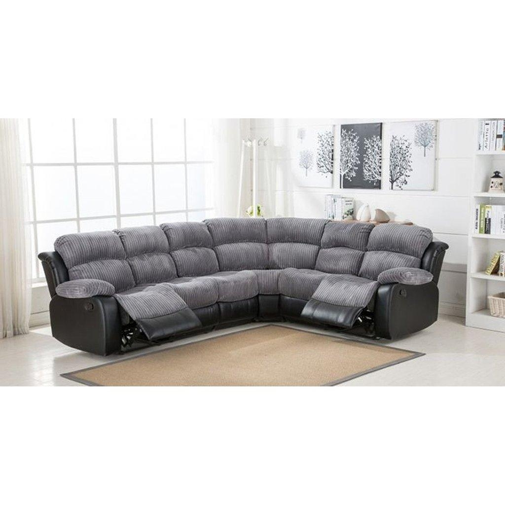 L Shaped Couch With Recliner | Tehranmix Decoration Regarding Cheap Corner Sofas (View 9 of 20)
