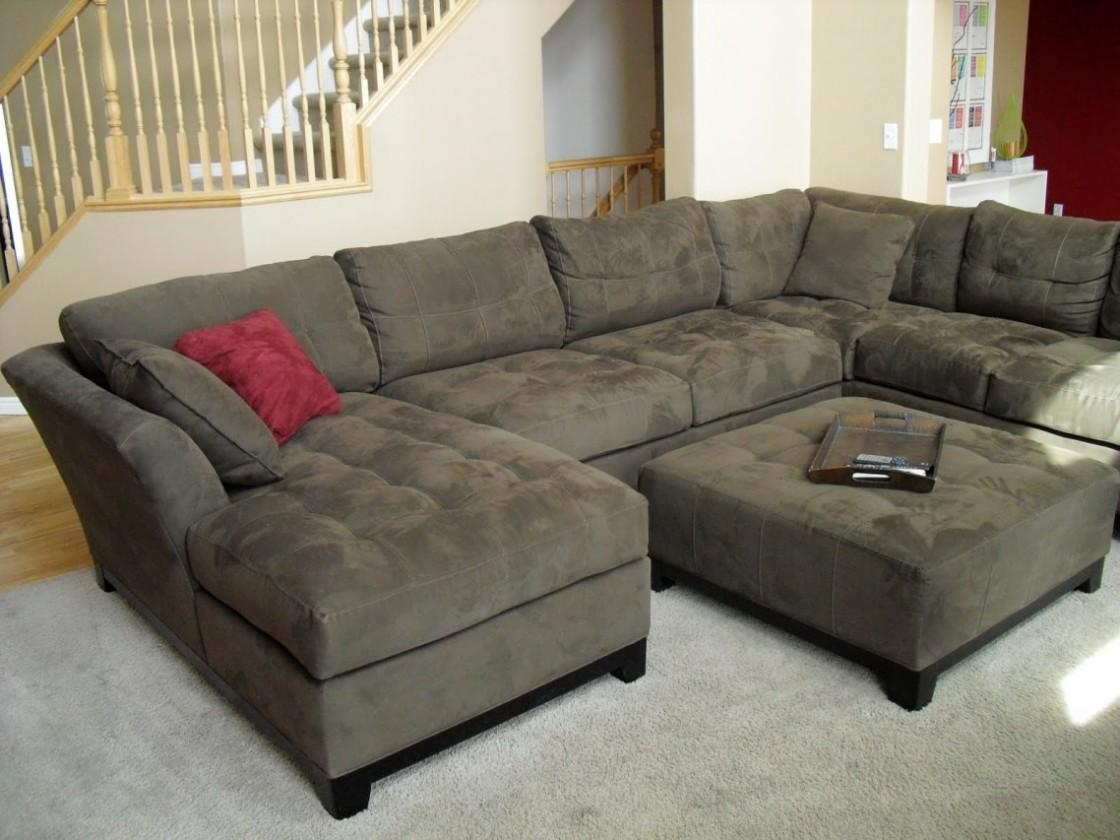 L Shaped Couches. L Shaped Couch Slipcovers (View 4 of 15)