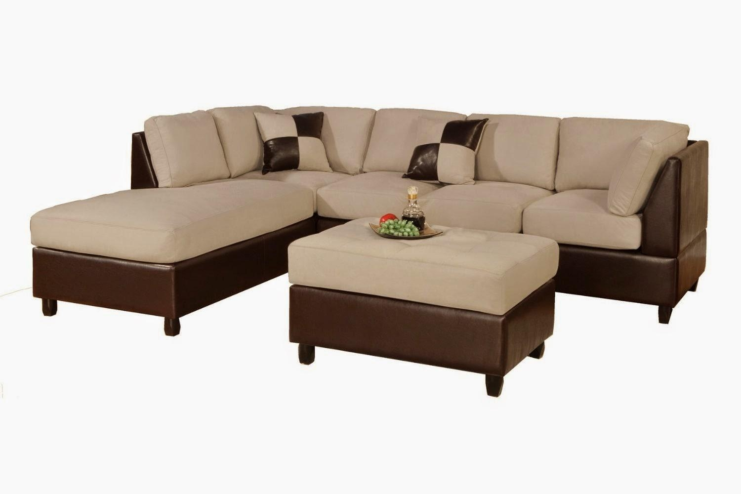 L Shaped Leather Sofa And Fashionable Corner Sectional L Shape Within Leather L Shaped Sectional Sofas (Image 13 of 20)