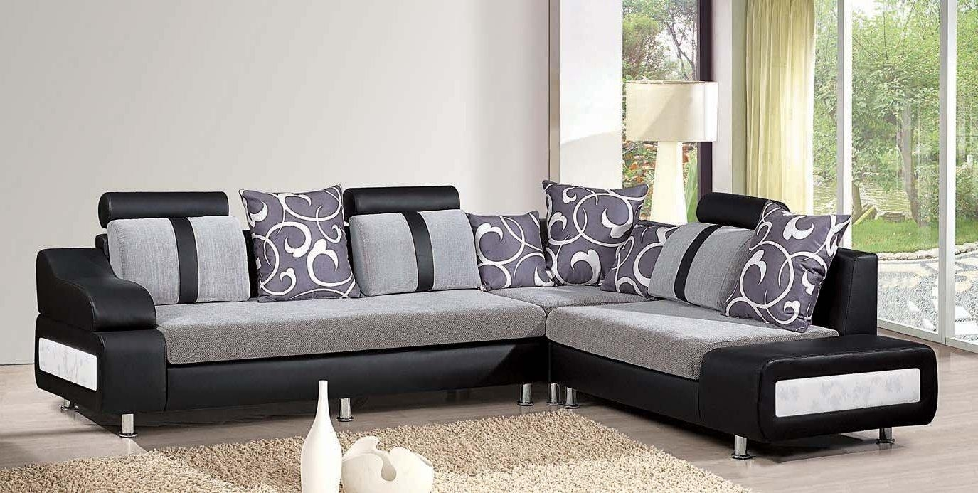 L Shaped Sofa For Small Living Room – Creditrestore In Small L Shaped Sofas (Image 7 of 20)