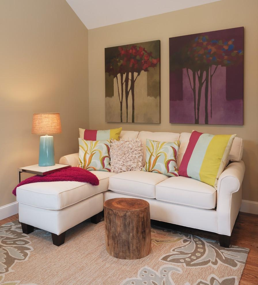 L Shaped Sofa Small Living Room – Creditrestore Inside Small L Shaped Sofas (Image 11 of 20)