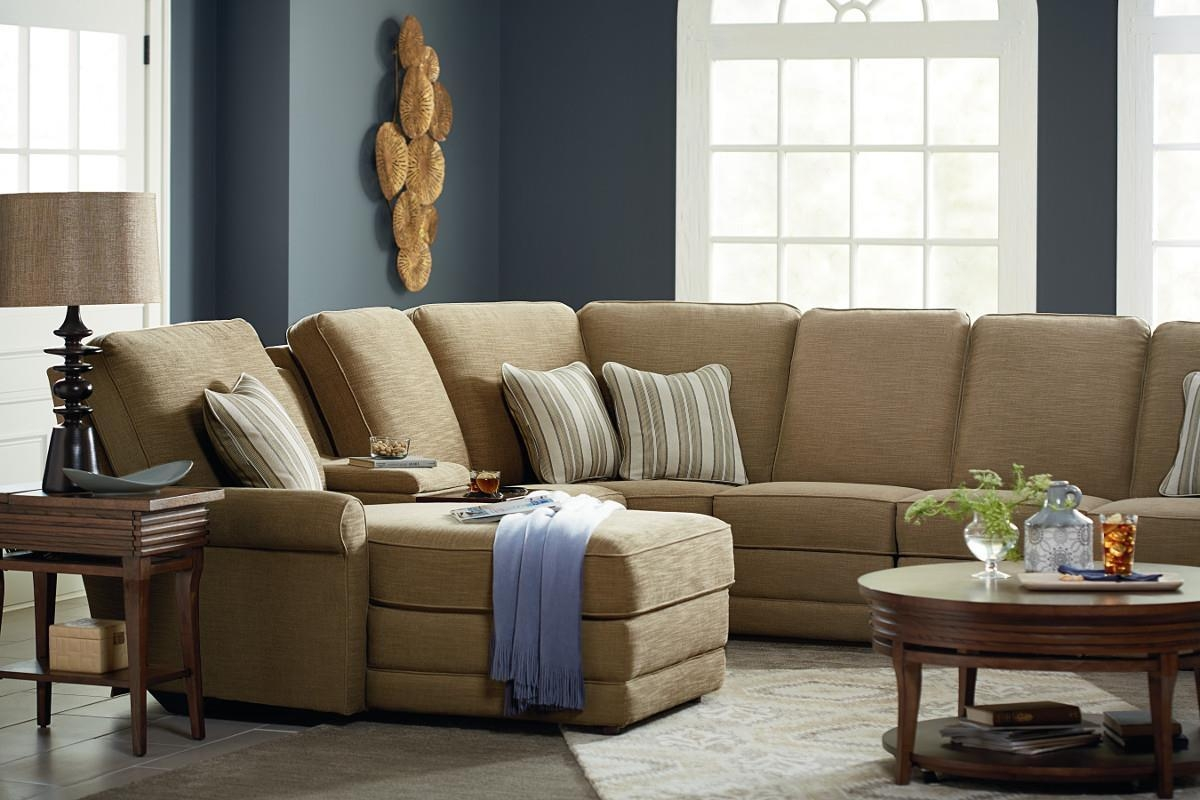 La Z Boy Addison Reclining Living Room Group – Boulevard Home With Lazyboy Sectional Sofa (View 14 of 20)