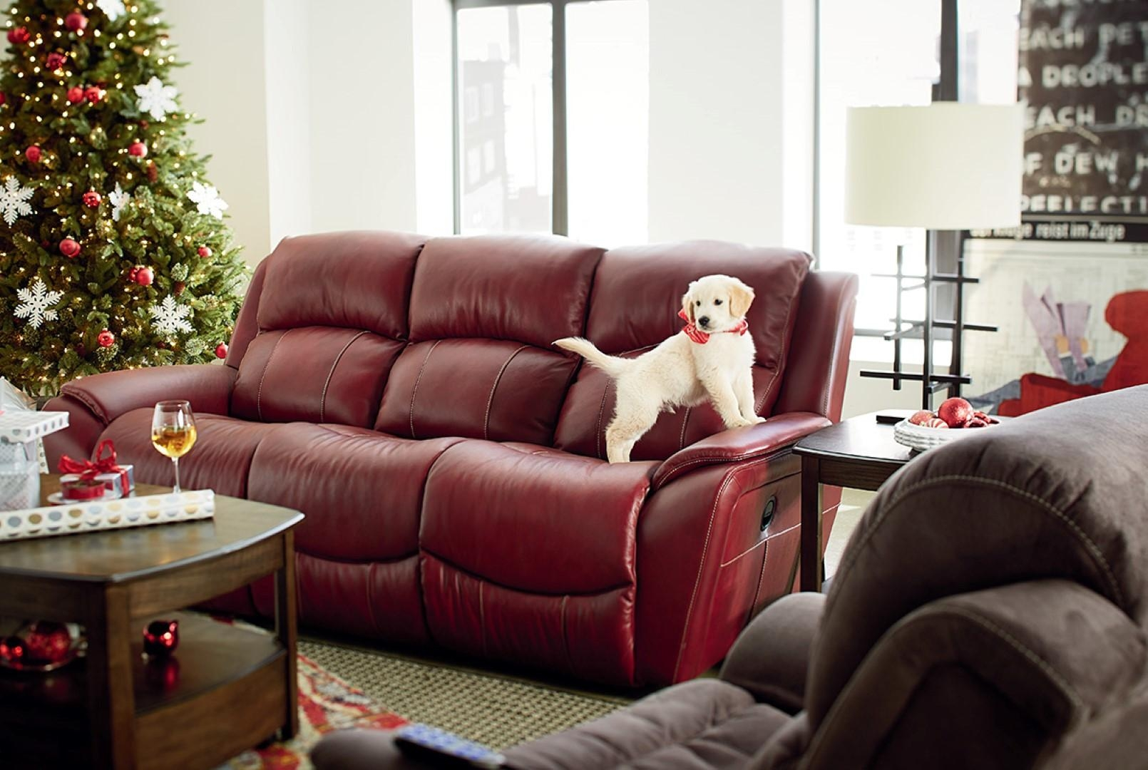 La Z Boy Barrett Reclining Sofa – Town & Country Furniture For Lazy Boy Sofas And Chairs (View 9 of 20)