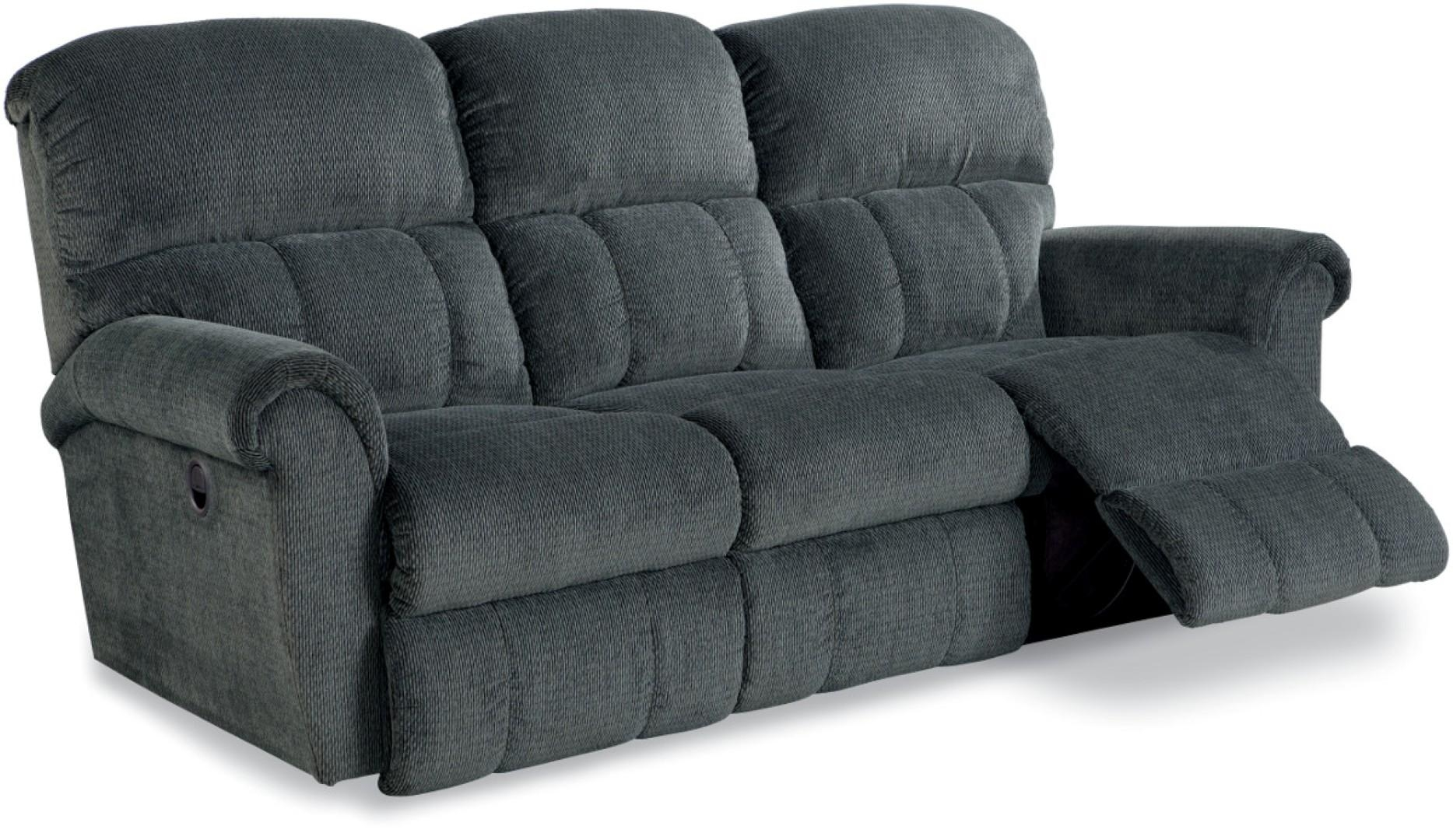 La Z Boy Briggs Reclining Sofa – Town & Country Furniture Throughout Lazy Boy Sofas (Image 5 of 20)