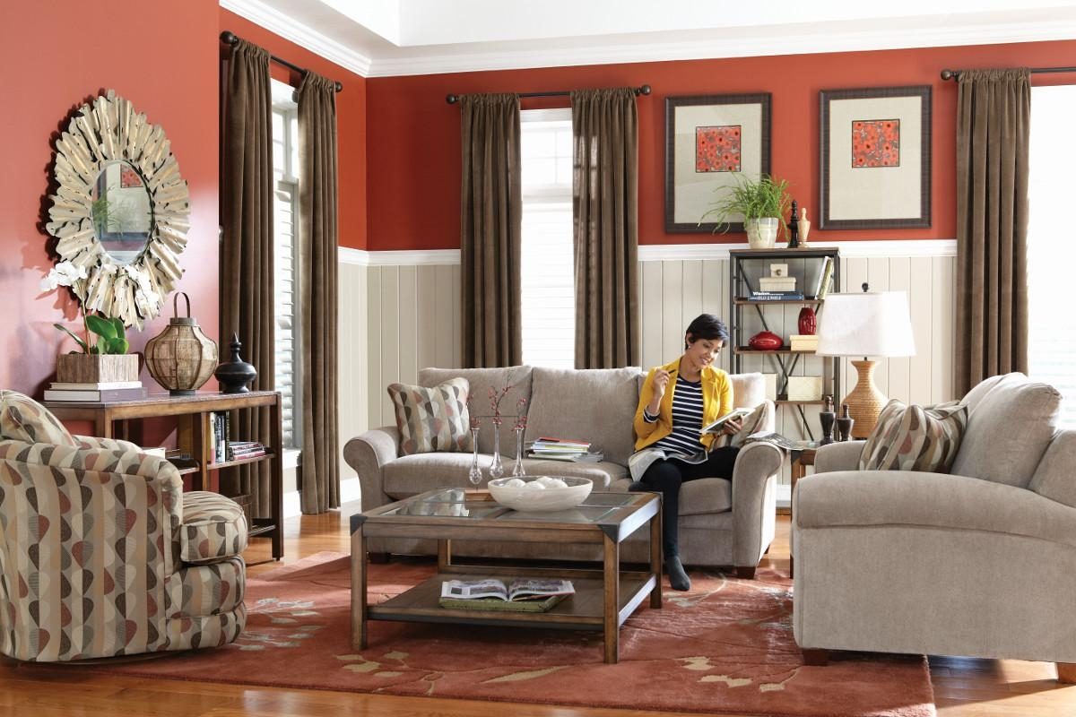 La Z Boy Furniture Throughout Lazy Boy Sofas And Chairs (View 16 of 20)