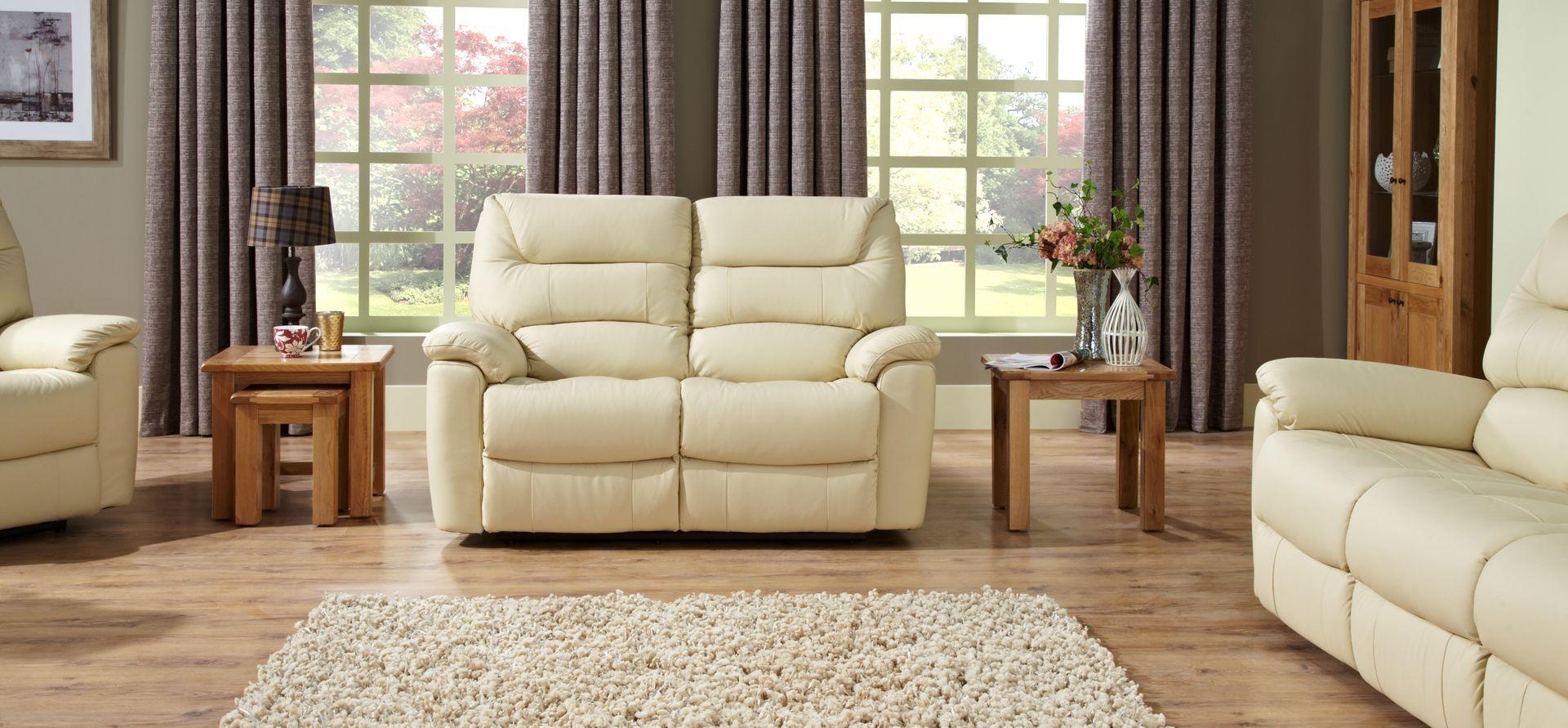 La Z Boy Manhattan 2 Seater Manual Recliner Sofa | Scs Within Lazy Boy Manhattan Sofas (Image 2 of 21)