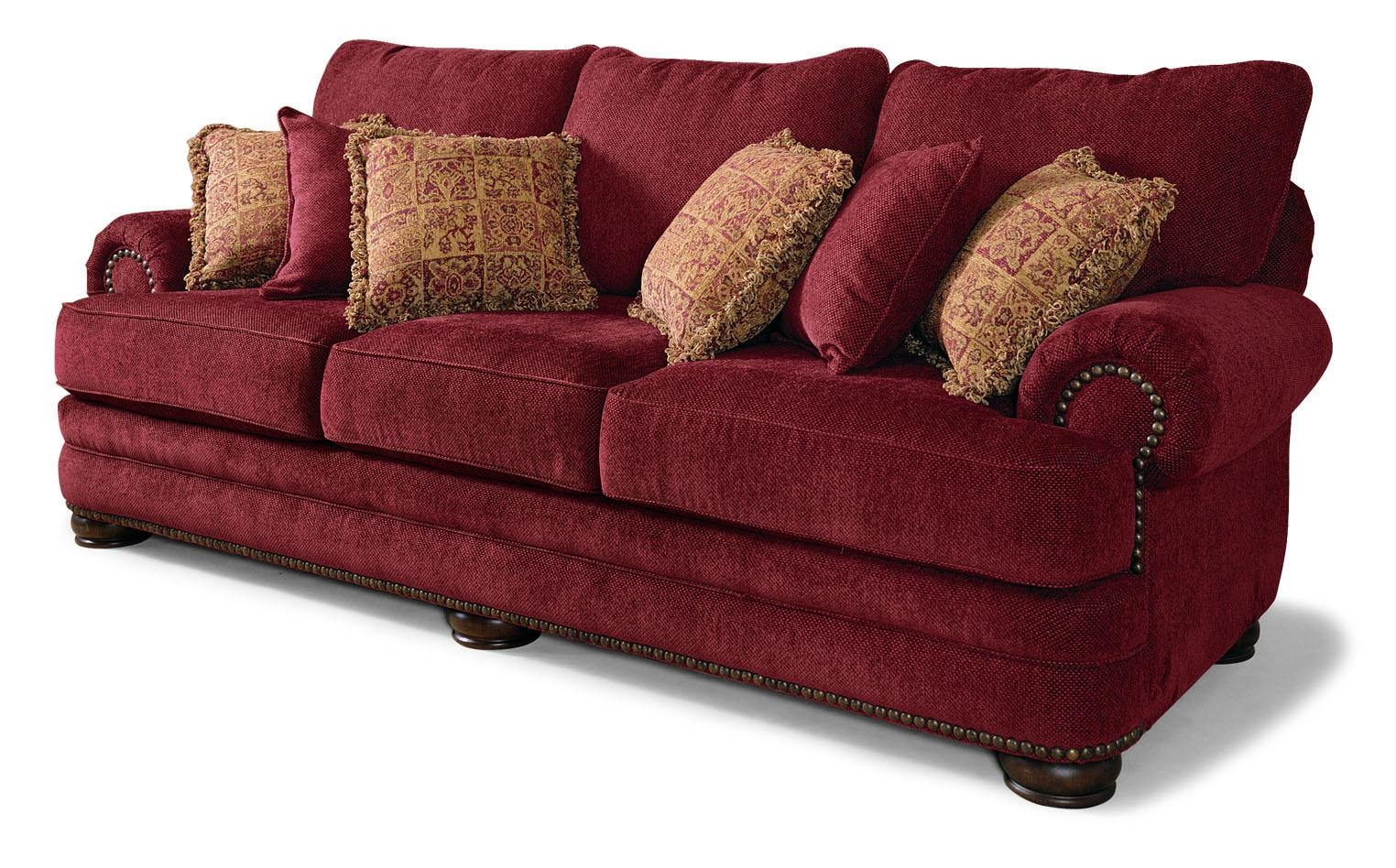 Lane Stanton Stationary Sofa Pertaining To Lane Furniture Sofas (View 19 of 20)