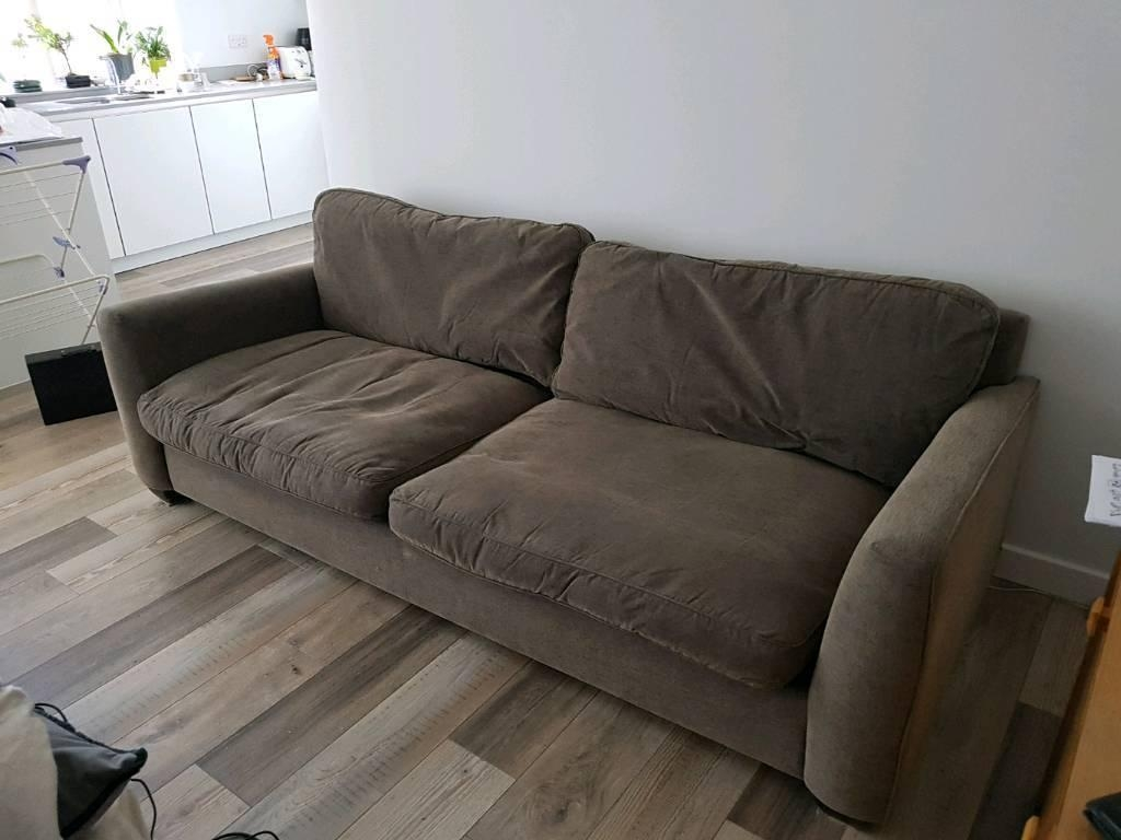 Large 4 Seater Sofa | In Hatfield, Hertfordshire | Gumtree In Large 4 Seater Sofas (Image 11 of 20)