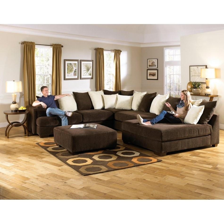 Large Sectionals Sofa: Sectional Sofas Office Chairs Inside For Huge Sofas (View 6 of 20)