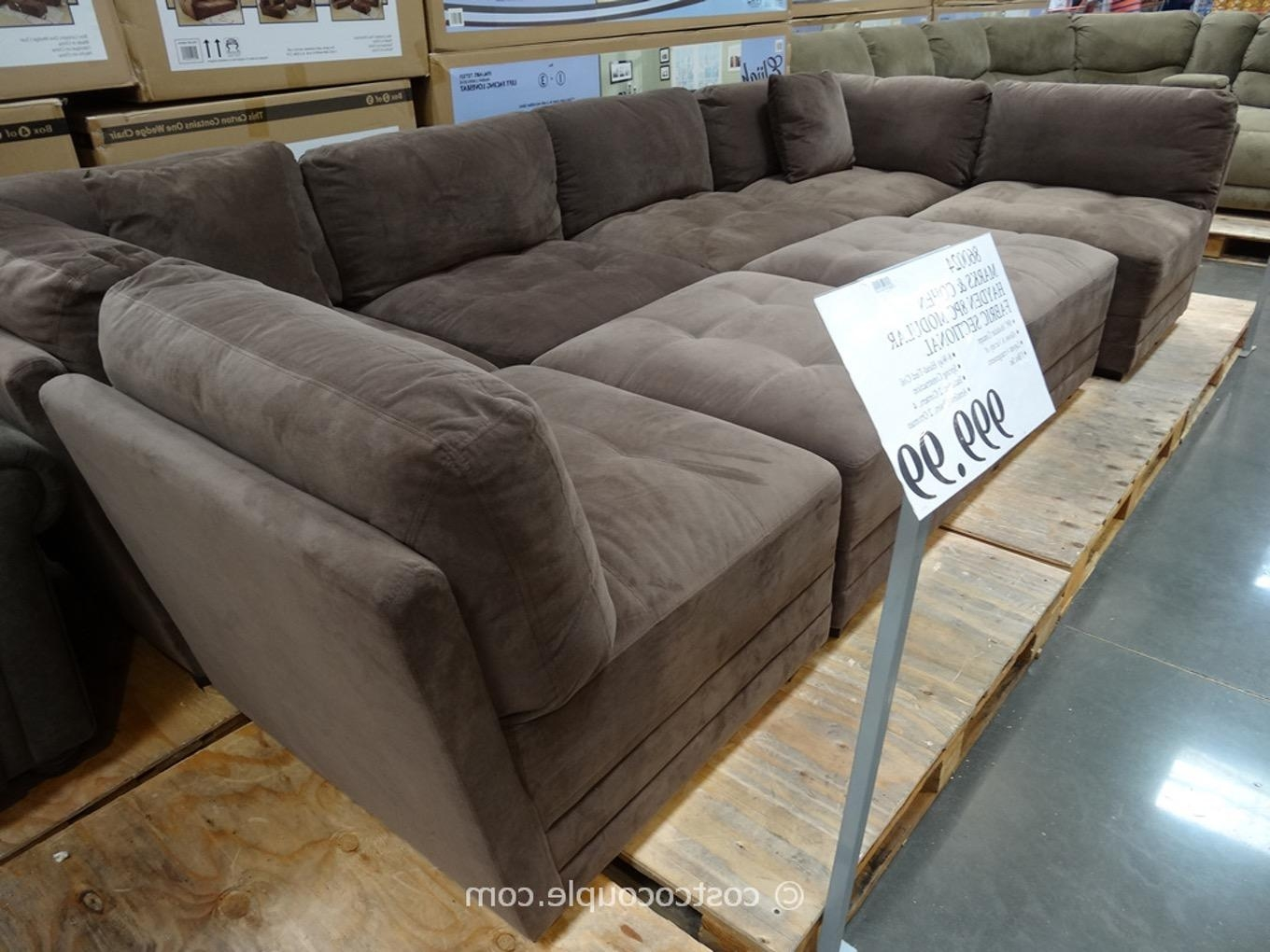 Large Sectionals Sofas Preferred Home Design Regarding Very Large Sofas (View 14 of 20)