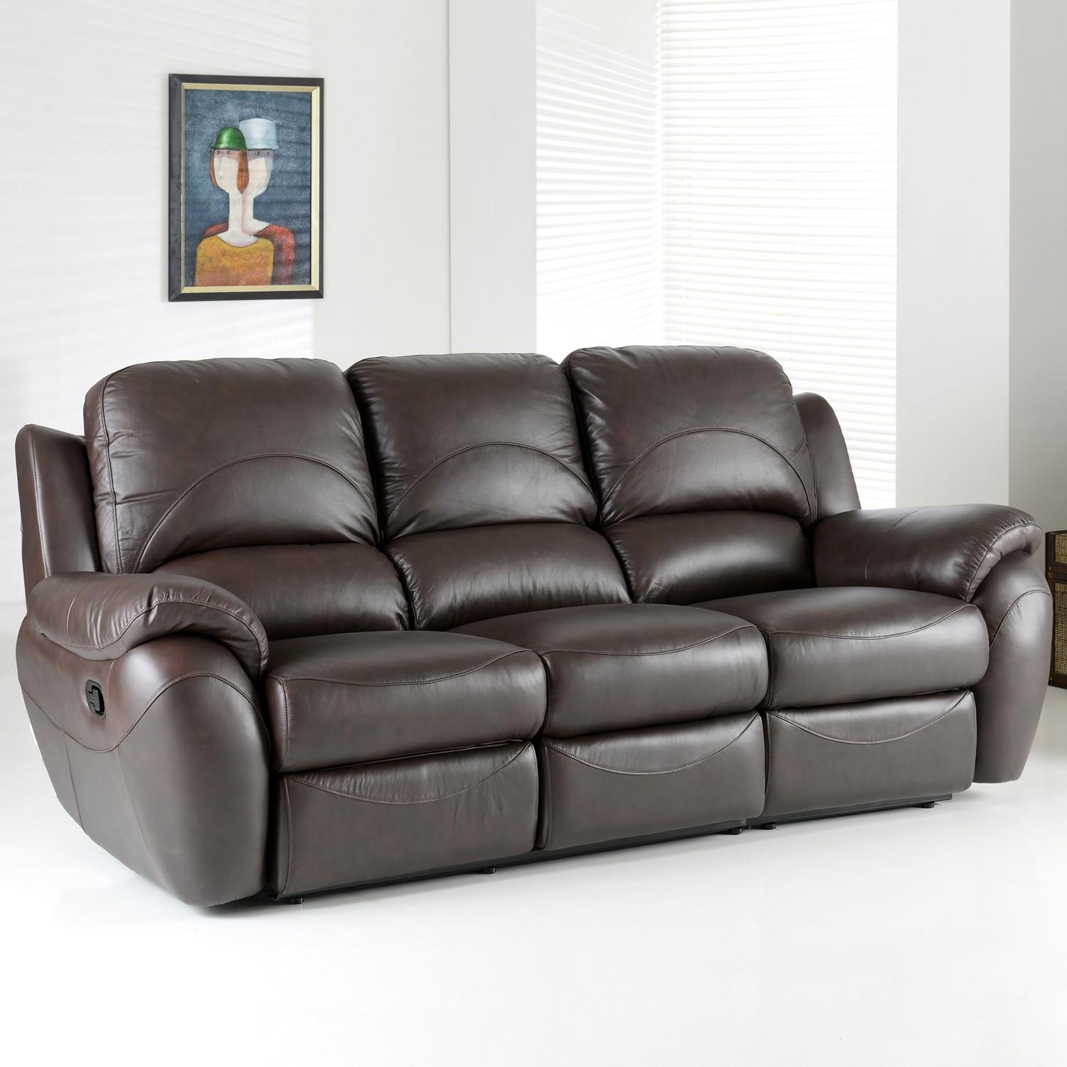 Lazy Boy Leather Sofa Recliners – Leather Sectional Sofa Throughout Lazy Boy Leather Sectional (Image 17 of 20)