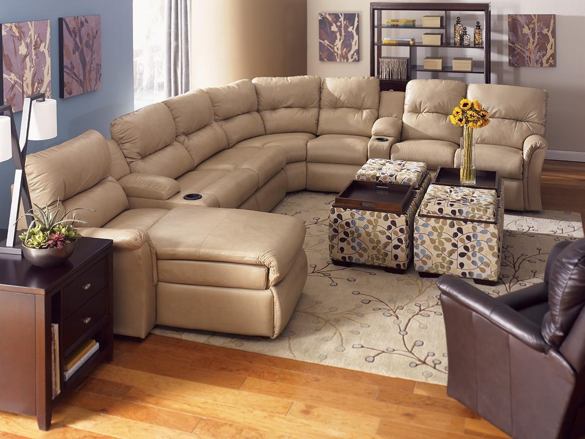 Lazy Boy Sofa Tables – Leather Sectional Sofa Inside Lazy Boy Leather Sectional (Image 18 of 20)