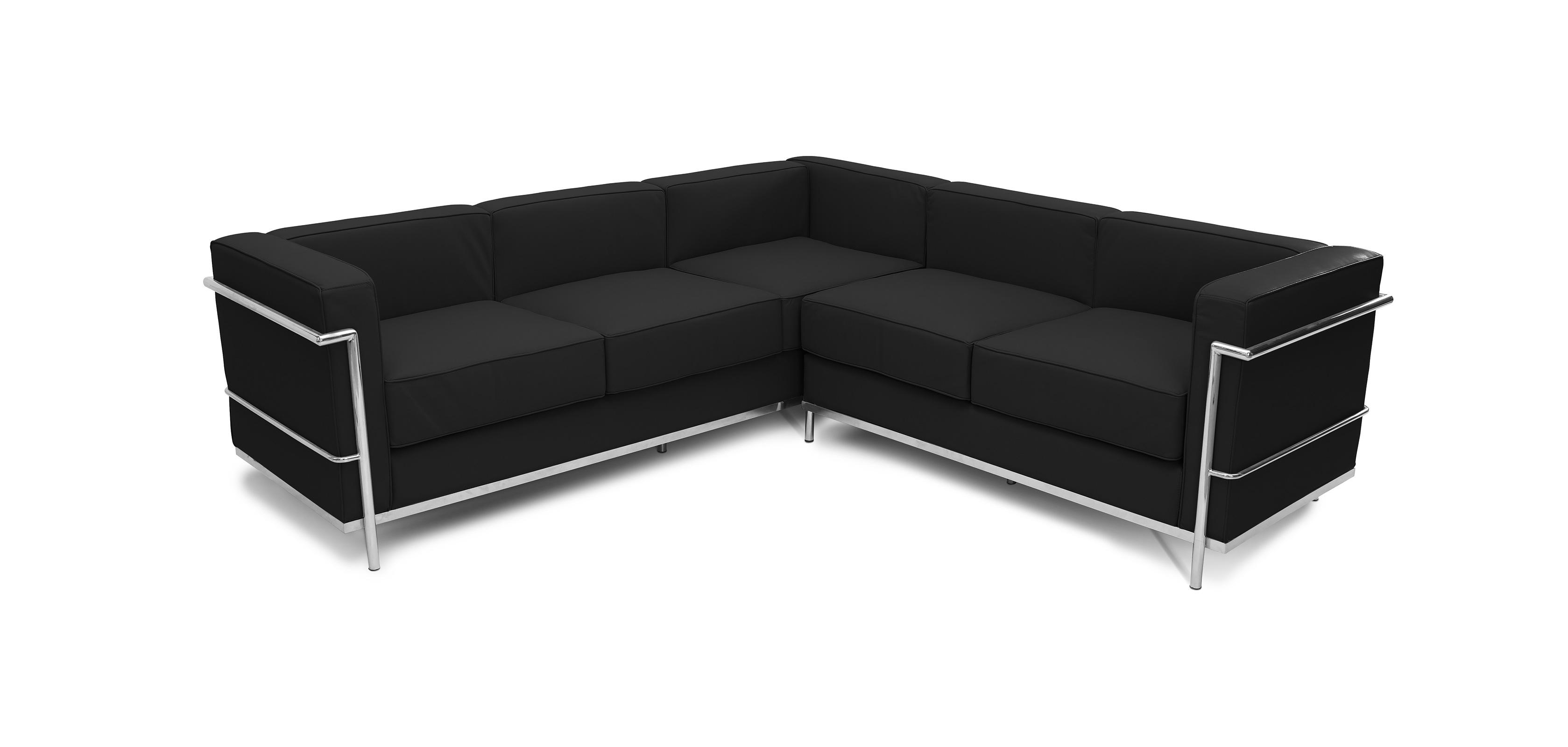 Leather Corner Sofa Designs Top Preferred Home Design With Regard To Leather Corner Sofas (Image 10 of 20)