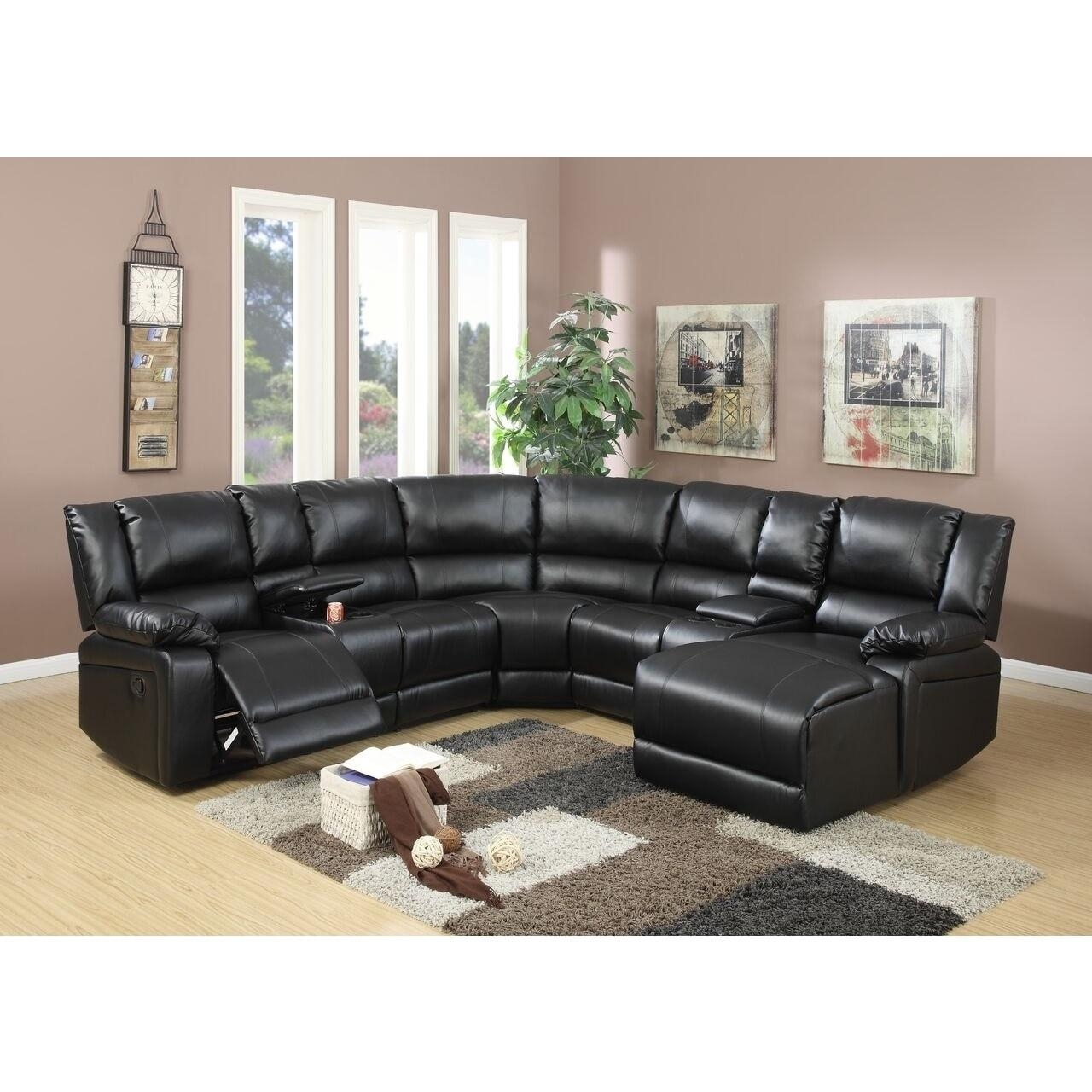 Leather Motion Sectional Sofas | Sofa Menzilperde With Regard To Leather Motion Sectional Sofa (View 8 of 20)