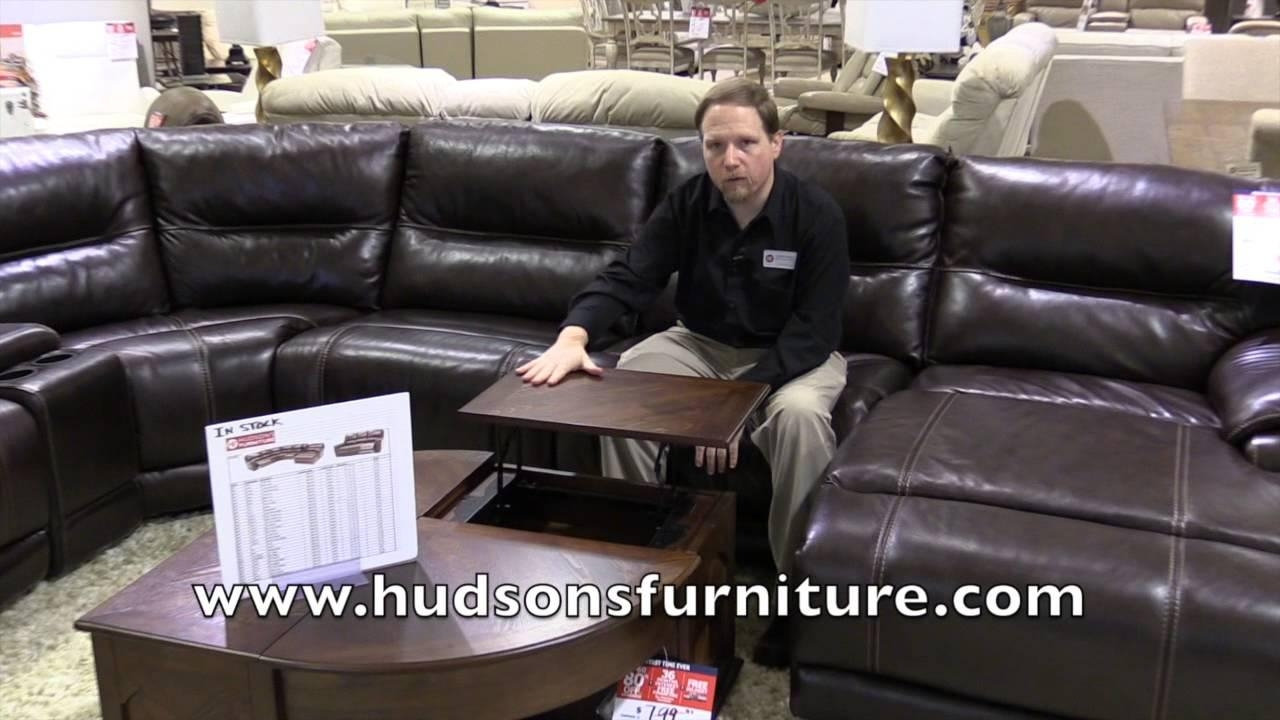 Leather Sectional Recliner Cheers Sofa Loveseat Pinellas Park Fl Throughout Cheers Recliner Sofas (View 6 of 8)