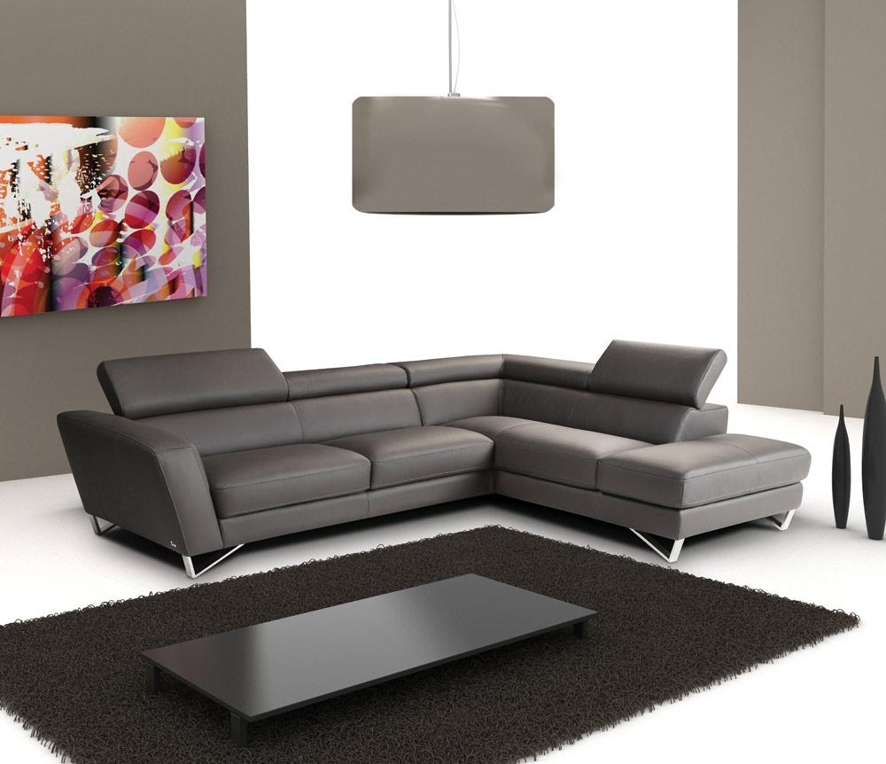 Leather Sectional Sofas In Italian Leather Sectionals Contemporary (View 13 of 20)