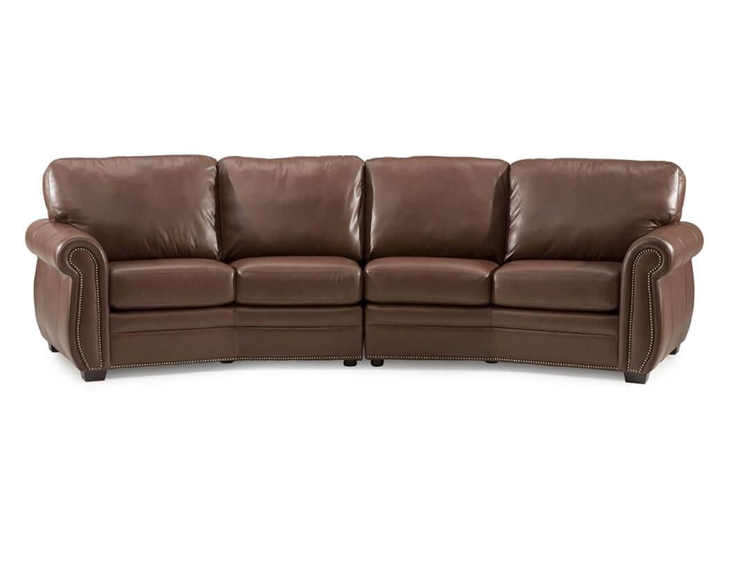 Leather Sectionals | Be Seated Leather Furniture – Unlimited In Angled Chaise Sofa (Image 12 of 20)