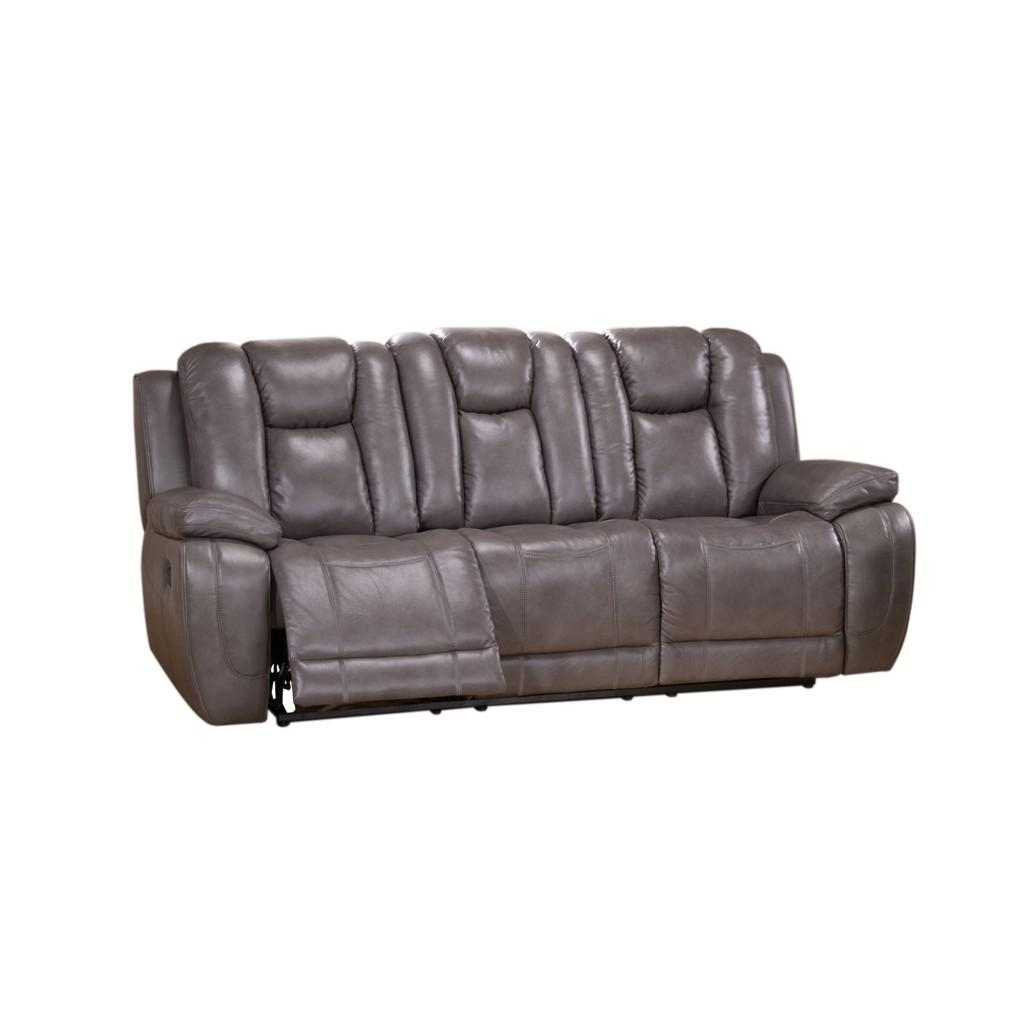 Leather Sofa Austin. Austin Reclining Leather Sofa (Image 5 of 15)