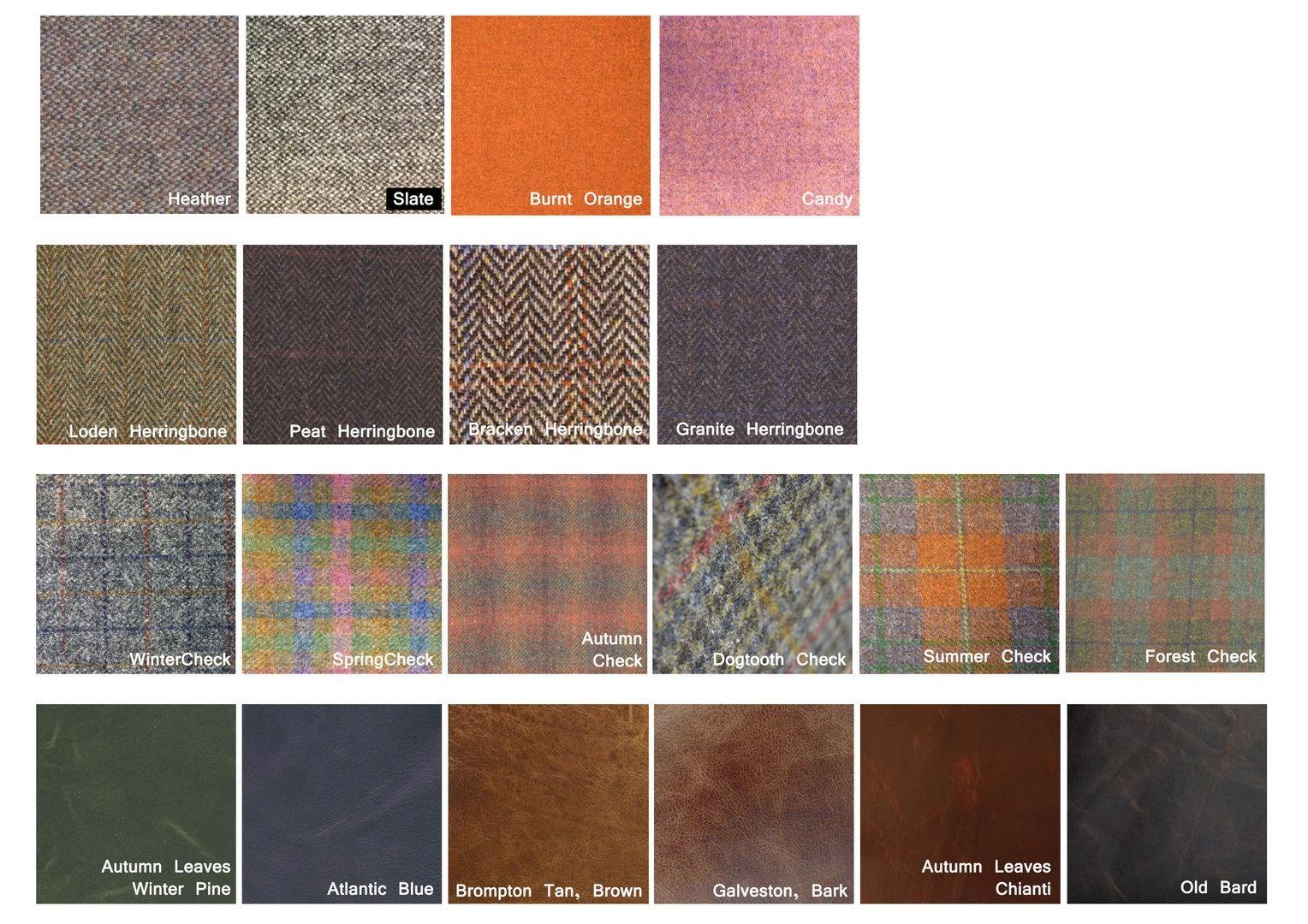Leather Sofa Sets | Tehranmix Decoration Inside Tweed Fabric Sofas (Image 8 of 20)