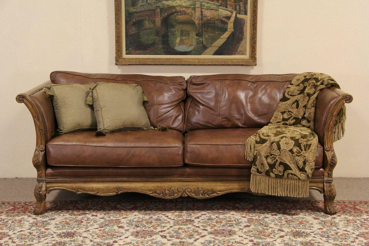 Leather Sofas | Baton Rouge And Lafayette, Louisiana Inside For Foster Leather Sofas (View 8 of 20)