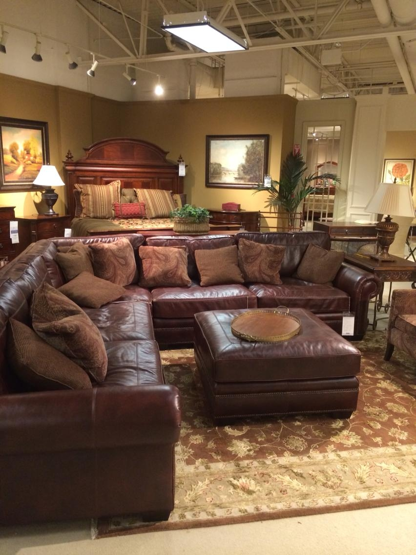 Leather Sofas | Baton Rouge And Lafayette, Louisiana Inside With Regard To Foster Leather Sofas (Image 19 of 20)