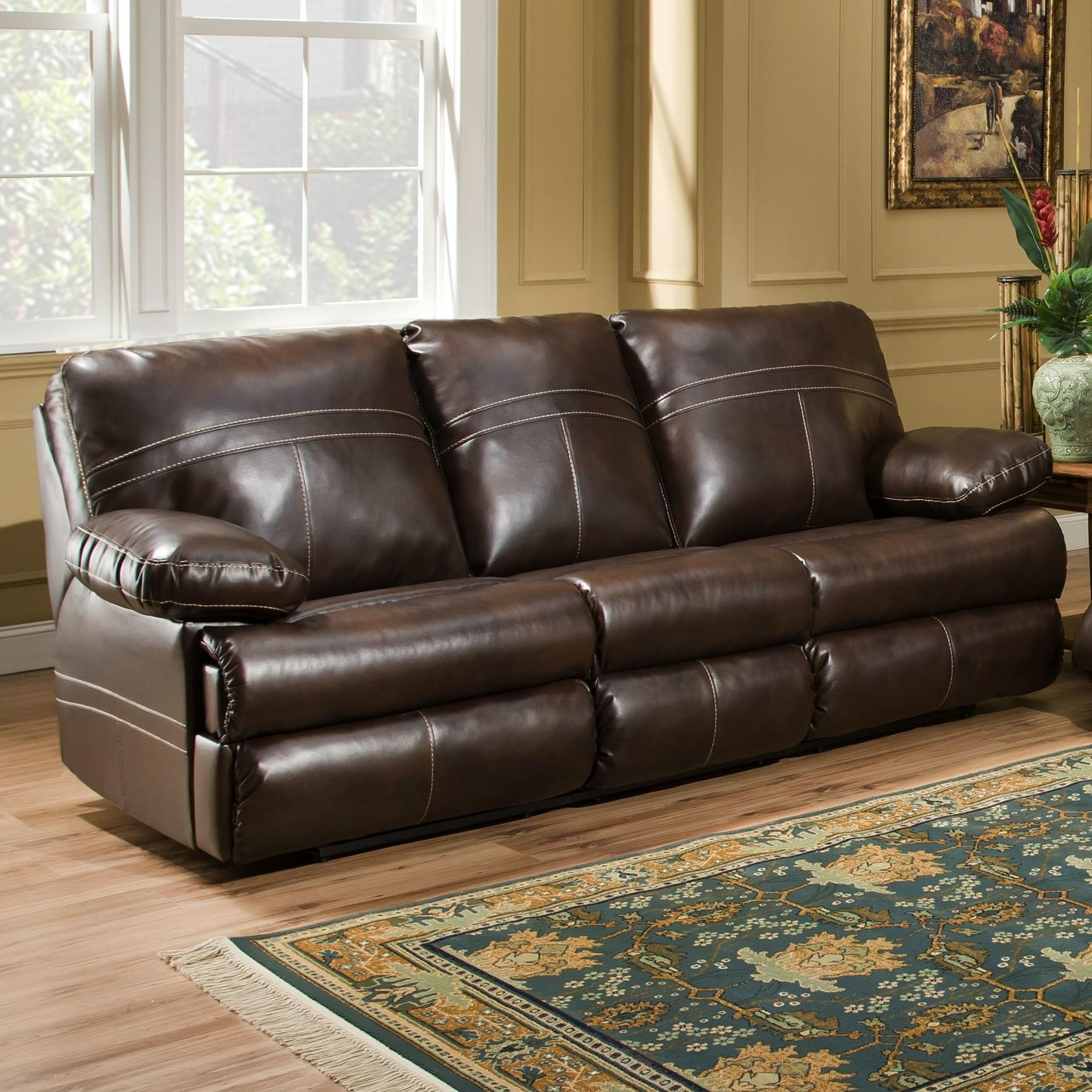 20 Best Collection Of Simmons Leather Sofas Sofa Ideas