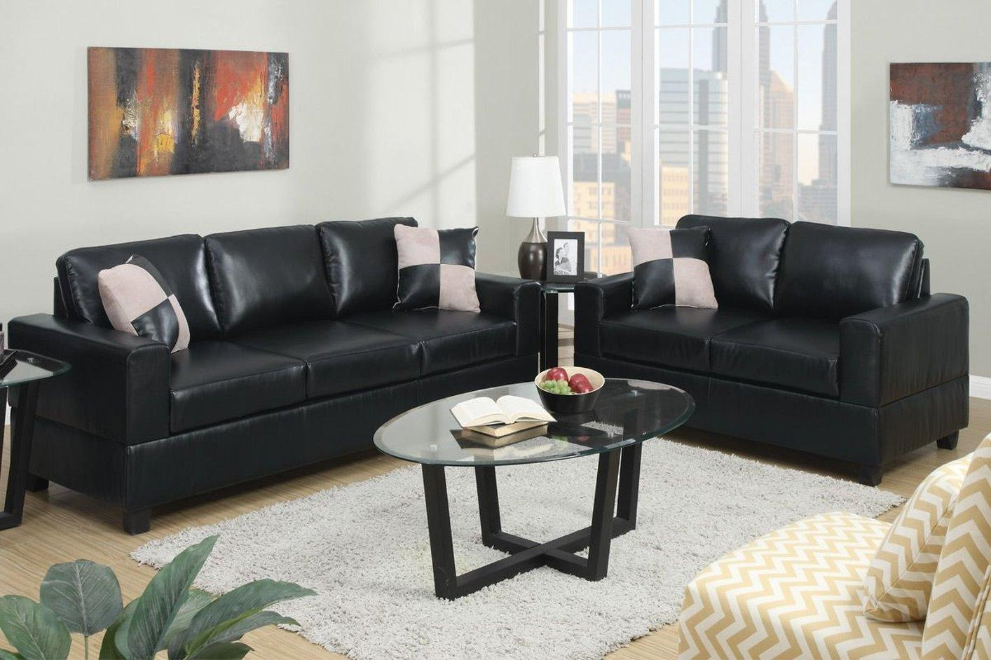 Leather Sofas Sets And Sabina Off White Leather Sofa Set 5 Image 6 With Off White Leather Sofa And Loveseat (Image 7 of 20)