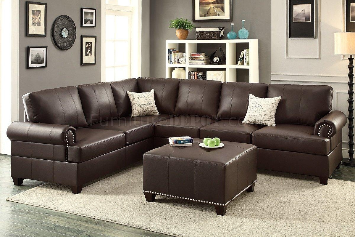 Leather Sofas,leather Sectional Sofa With Large Leather Sectional (Image 15 of 20)