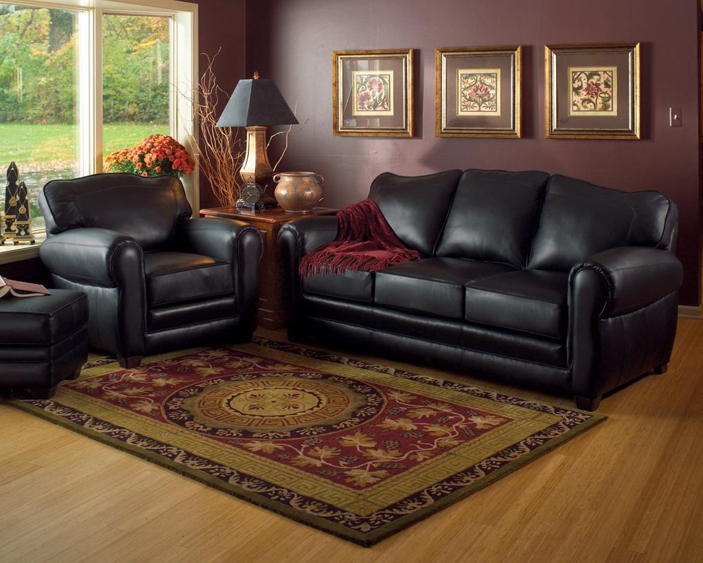 Leather – Stone Barn Furniture For Lazy Boy Sofas And Chairs (Image 15 of 20)
