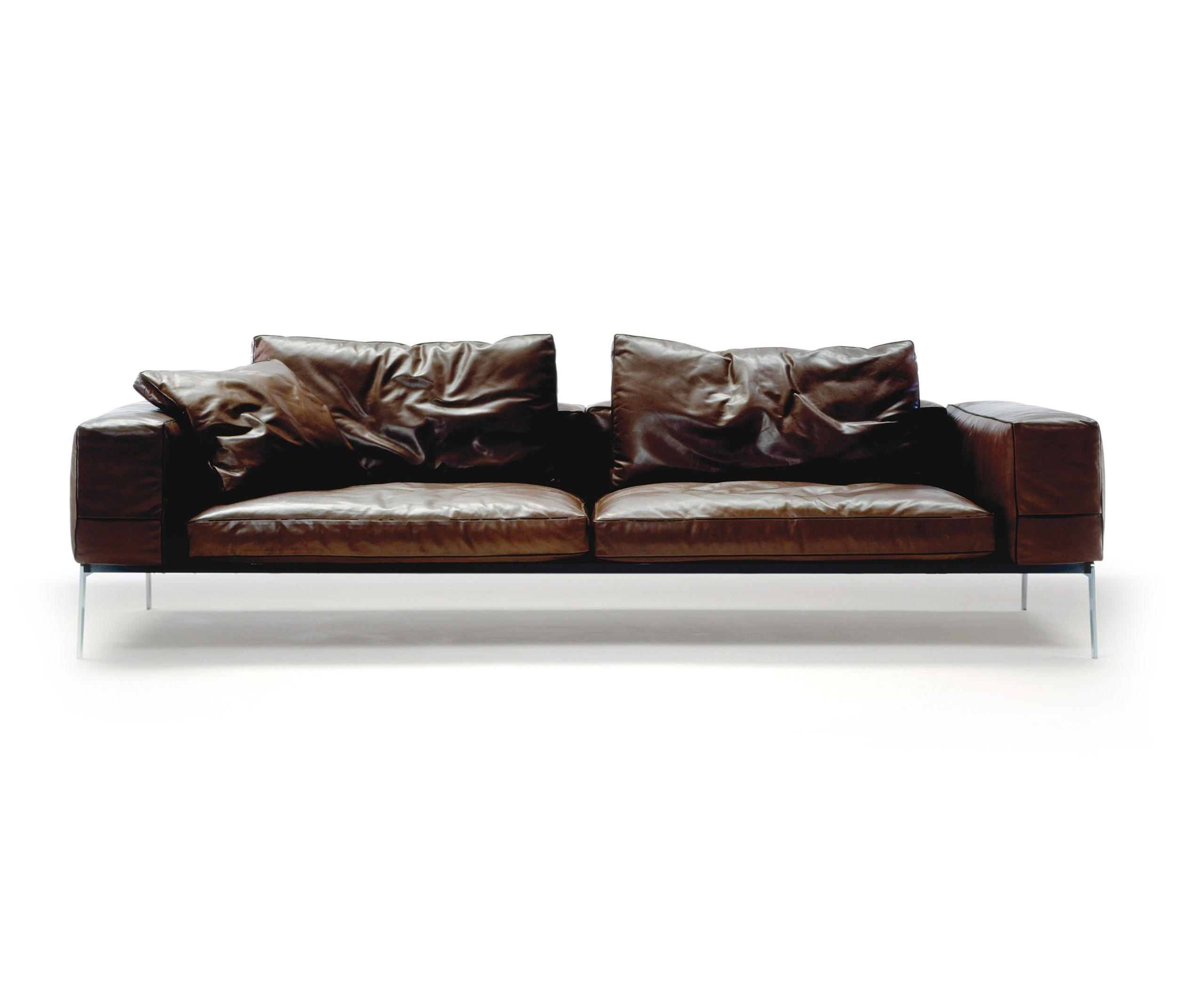 Lifesteel – Lounge Sofas From Flexform | Architonic With Regard To Flexform Sofas (View 9 of 20)