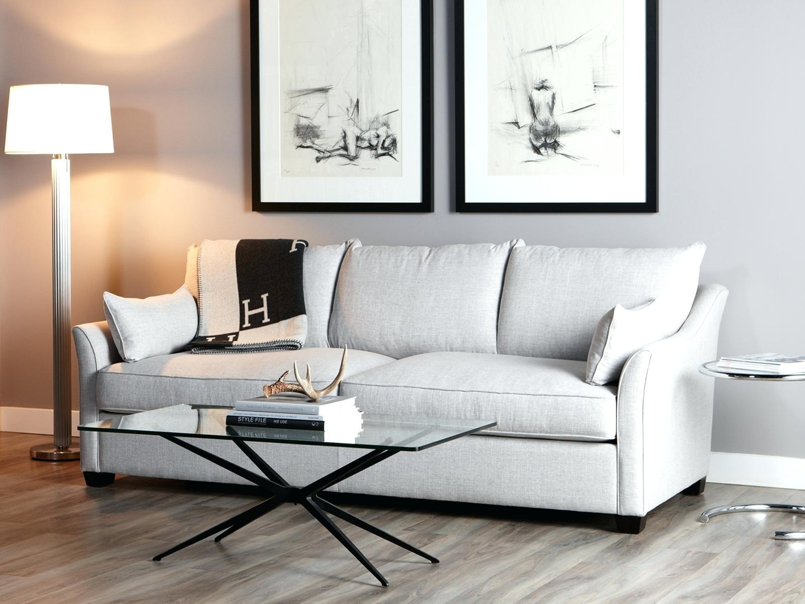 Light Tan Leather Sofa Home Brentwood Classics Gene Fresh And With Regard To Light Tan Leather Sofas (View 18 of 20)