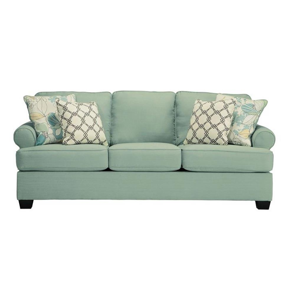 Light Years Southern New England Homesouthern Home In Amazing In Seafoam Green Sofas (Image 12 of 20)