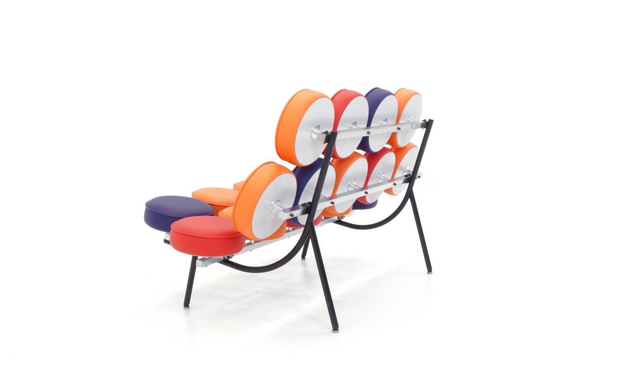 Limited Edition Multicolor George Nelson, Herman Miller Inside George Nelson Sofas (Image 17 of 20)