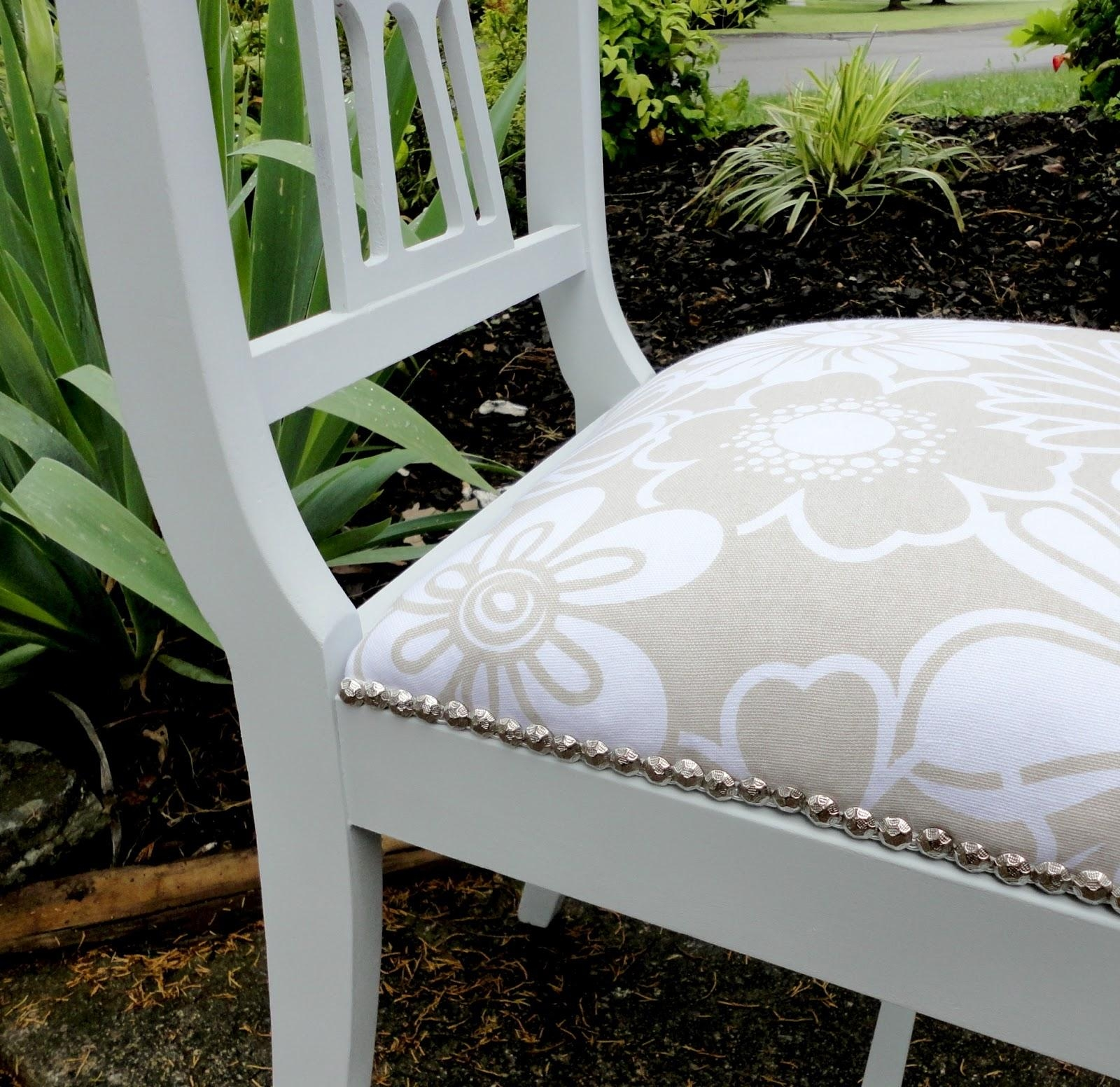 Livelovediy: How To Reupholster A Chair Inside Reupholster Sofas Cushions (View 15 of 20)