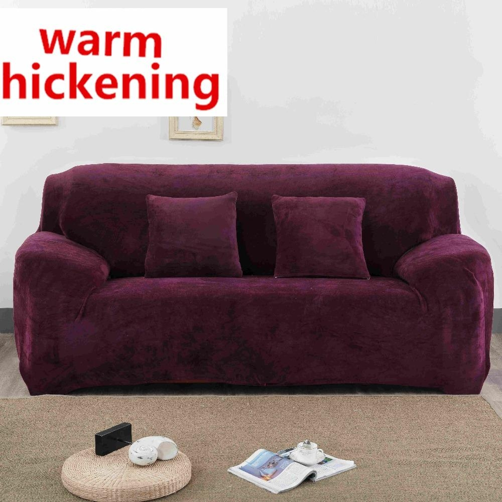 Living Room: 3 Piece Couch Covers | L Shaped Couch Covers With 3 Piece Sectional Sofa Slipcovers (Image 15 of 20)