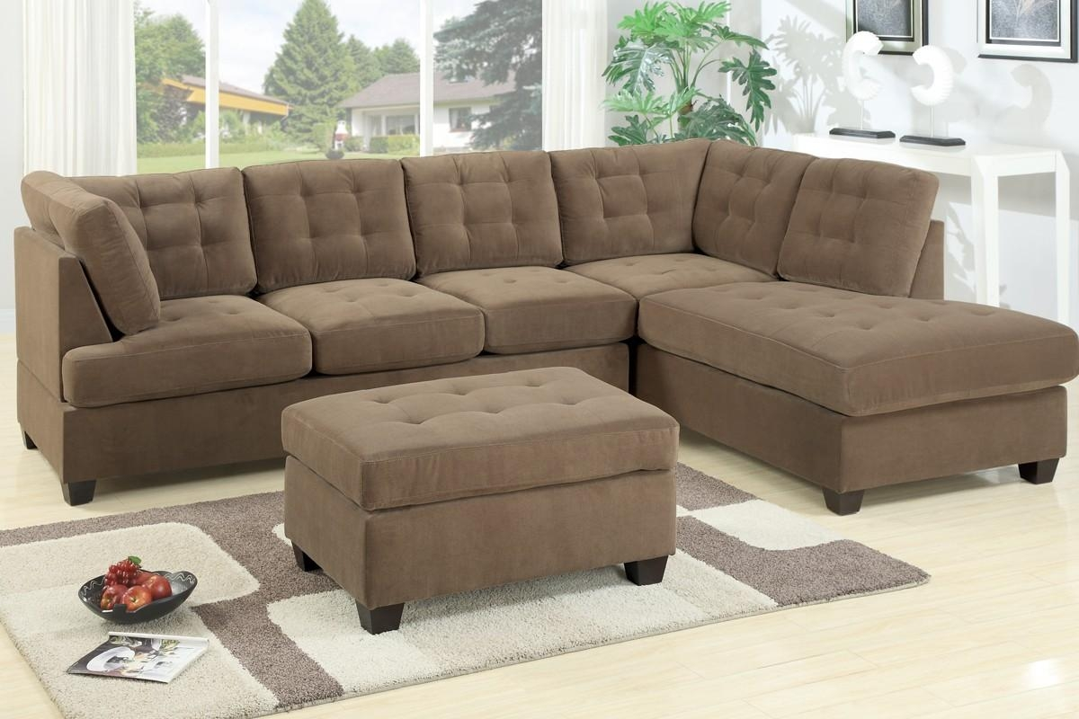 Living Room: Cheap Microfiber Sectional | Affordable Sectional Intended For Discounted Sectional Sofa (Image 15 of 15)