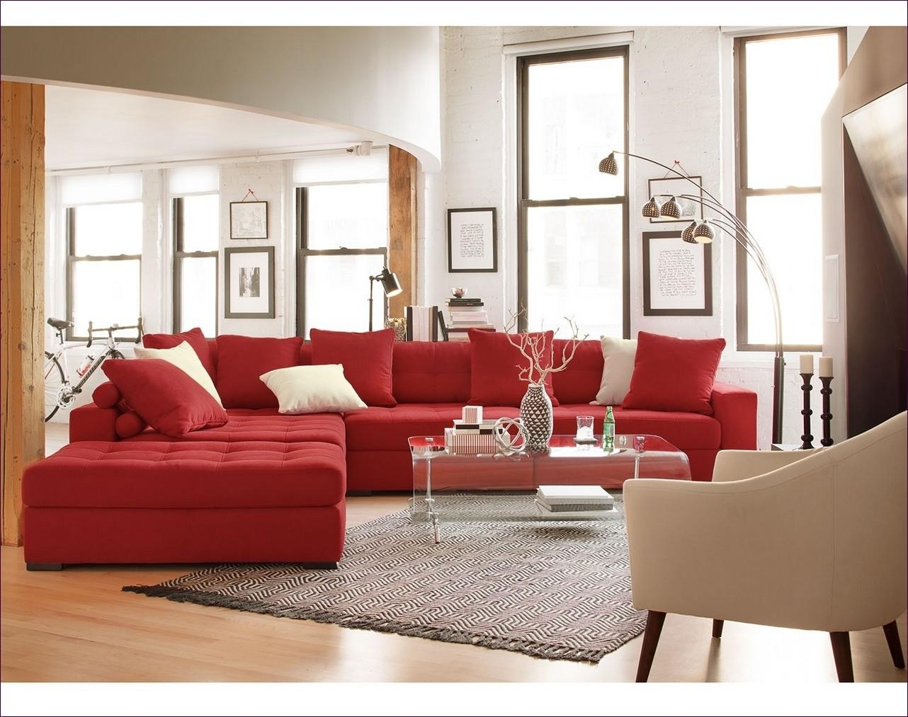 Living Room : City Furniture Leather Sectional Kevin Charles Regal In Leather Sectional Austin (View 20 of 20)