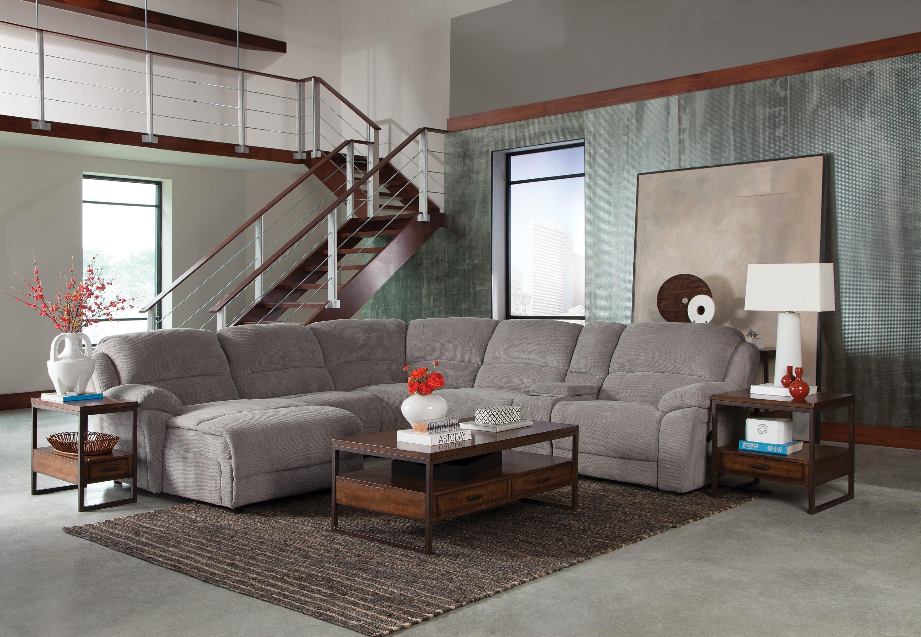 Living Room: Coaster Sofas | Ottoman For Sectional | Coaster Sectional Throughout Coasters Sofas (Image 18 of 20)