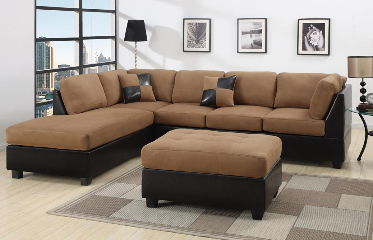 Living Room: Cool Affordable Sectional Sofas For Elegant Living Pertaining To Cheap Black Sectionals (Image 9 of 15)