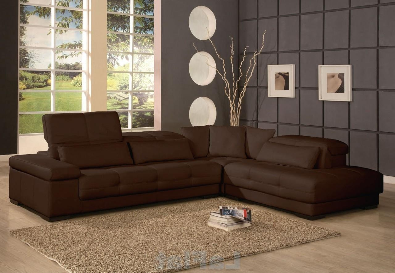 Living Room Decor Ideas Brown Sofa (Image 18 of 20)