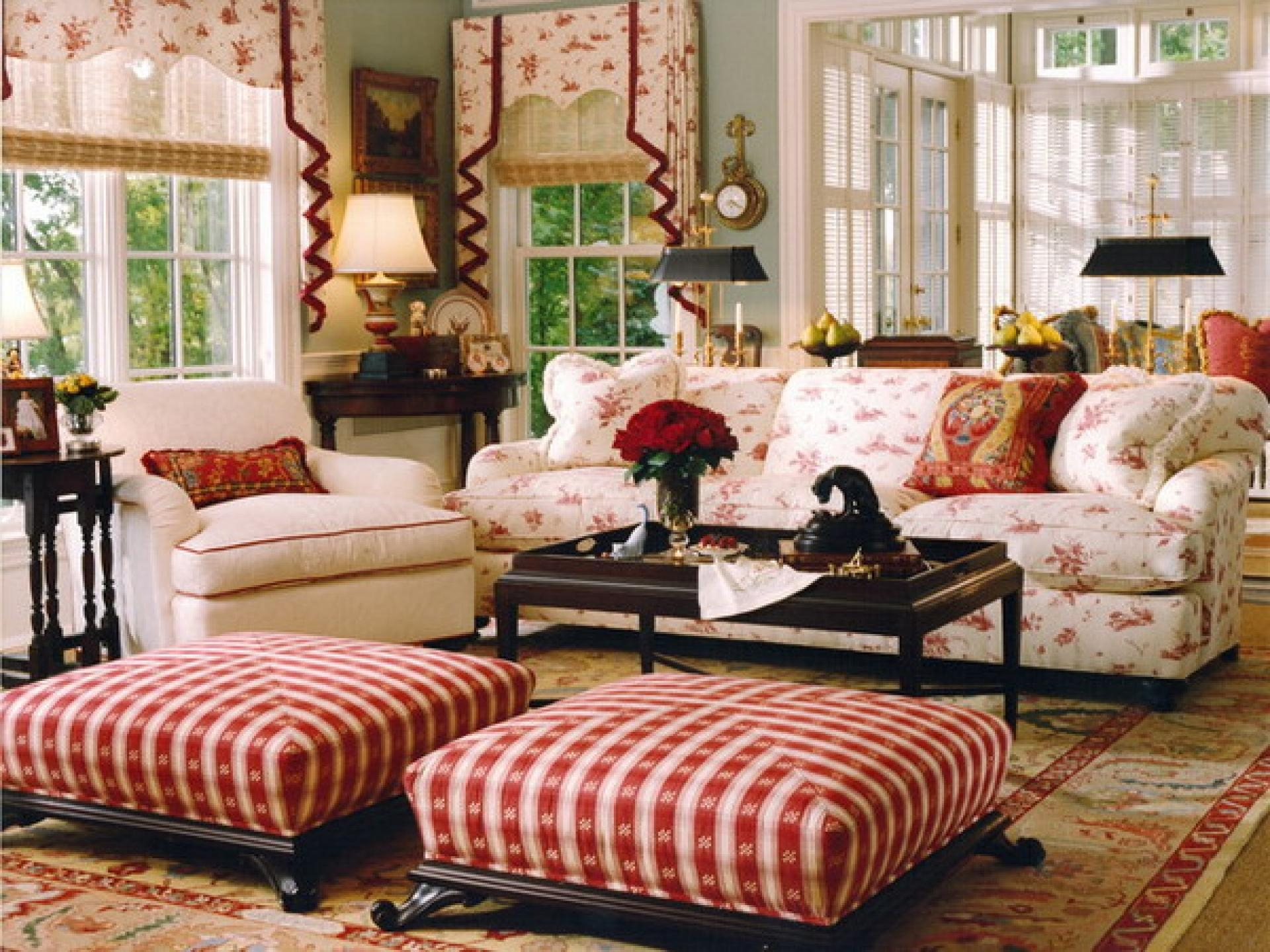 Living Room: Elegant Plaid Living Room Furniture Broyhill Loveseat With Regard To Blue Plaid Sofas (Image 11 of 20)